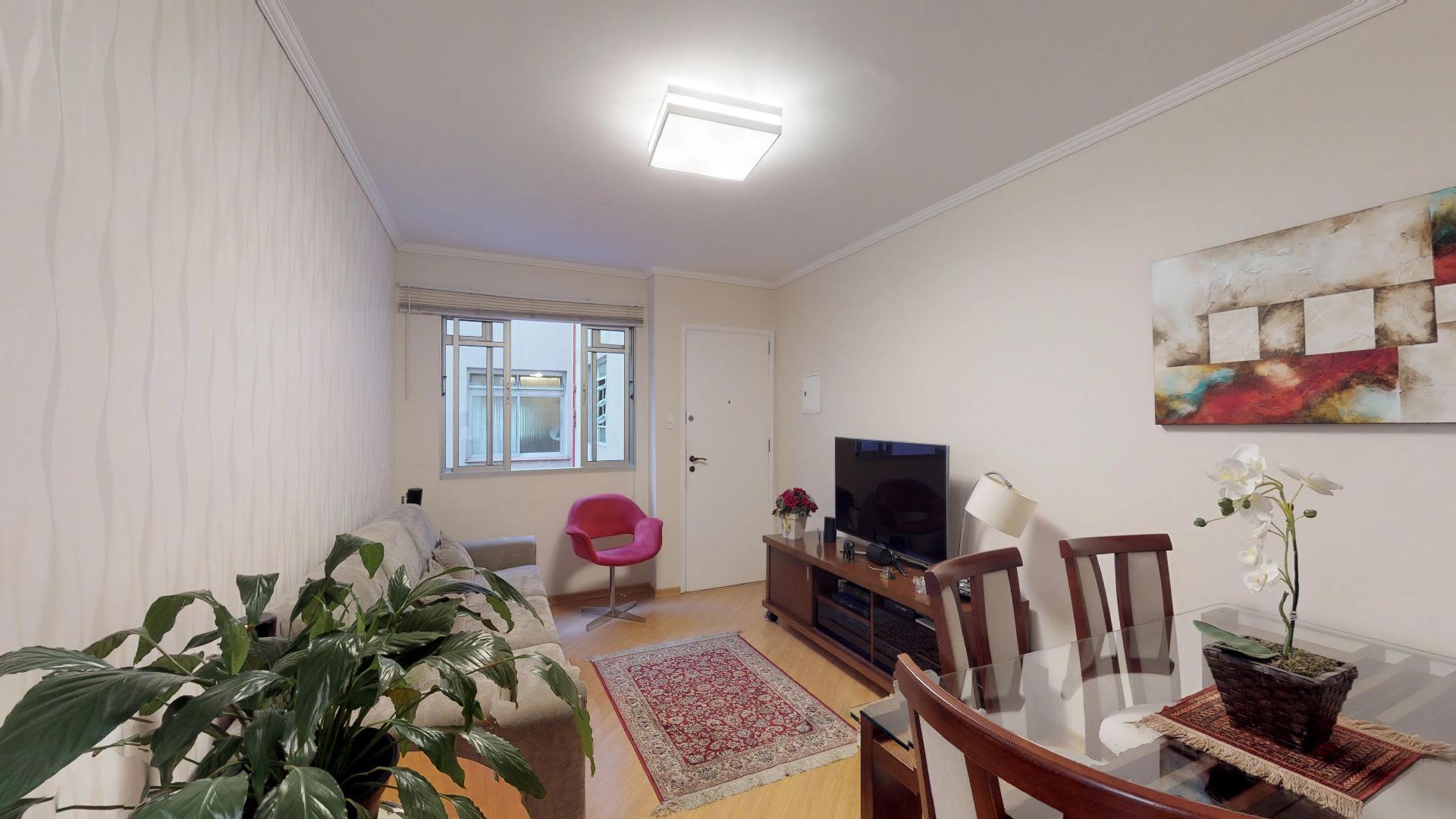 Imagem do Apartamento ID-2956 na Rua Aimberê, Perdizes, São Paulo - SP