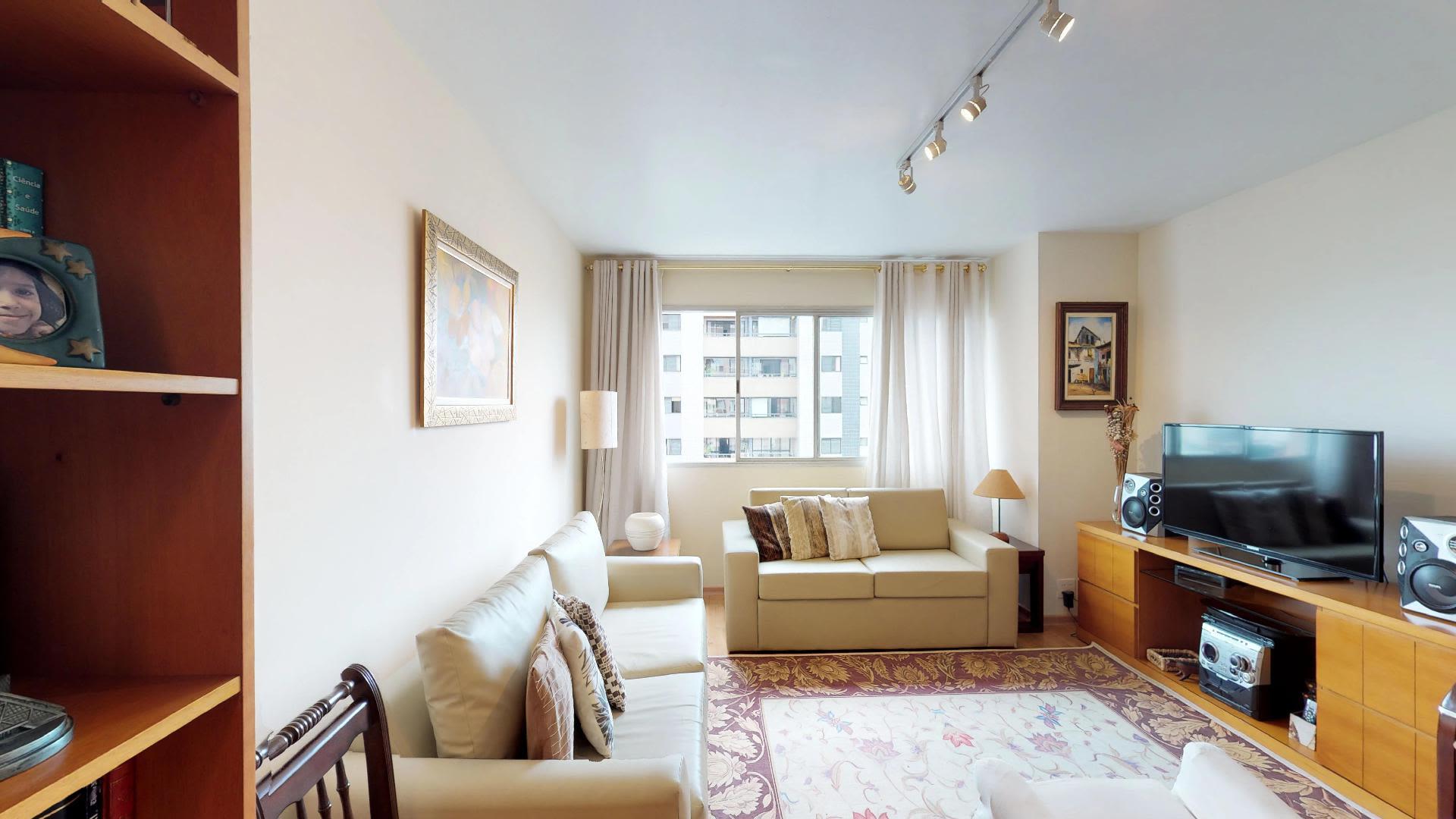 Imagem do Apartamento ID-2121 na Rua Iperoig, Perdizes, São Paulo - SP