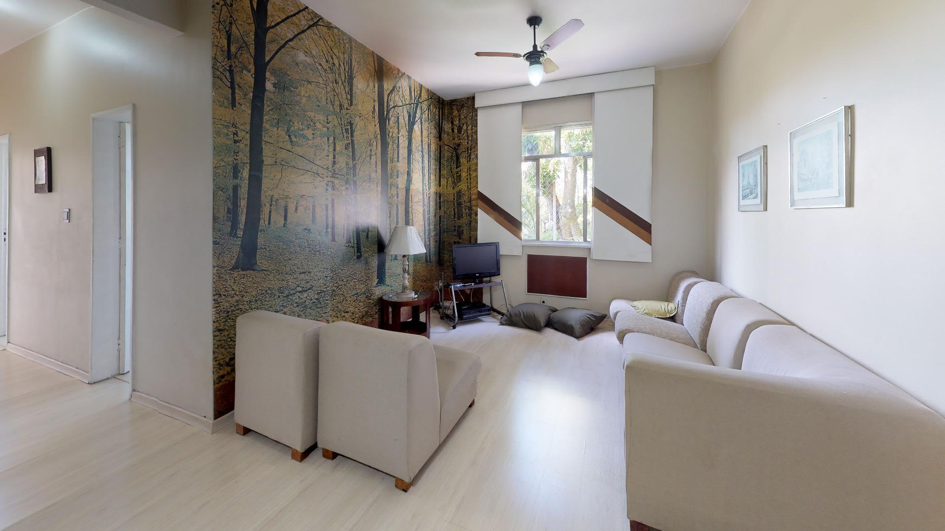 Imagem do Apartamento ID-2894 na Rua General Góis Monteiro, Botafogo, Rio de Janeiro - RJ