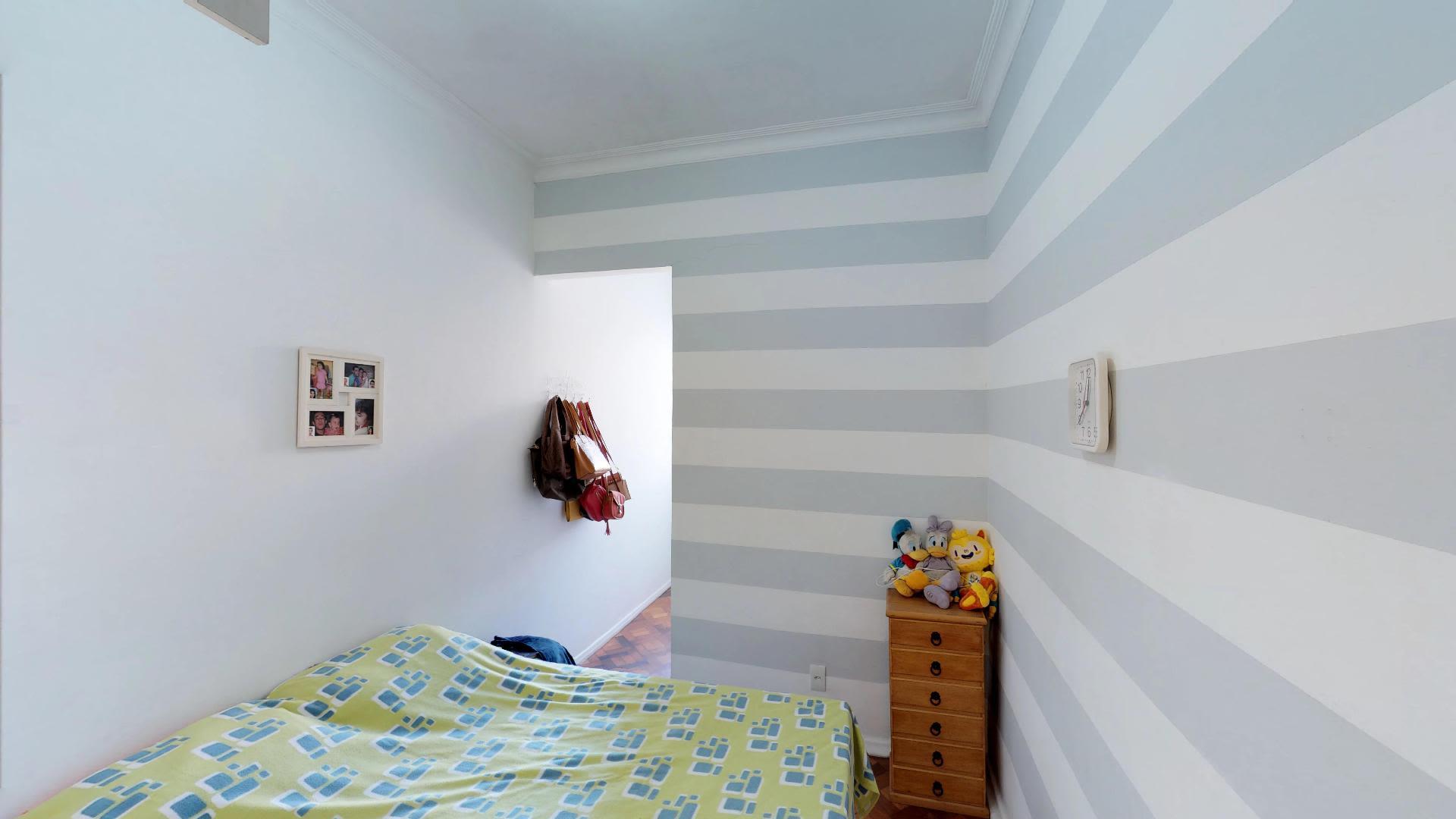 Imagem do Apartamento ID-460 na Avenida Ataulfo de Paiva, Leblon, Rio de Janeiro - RJ