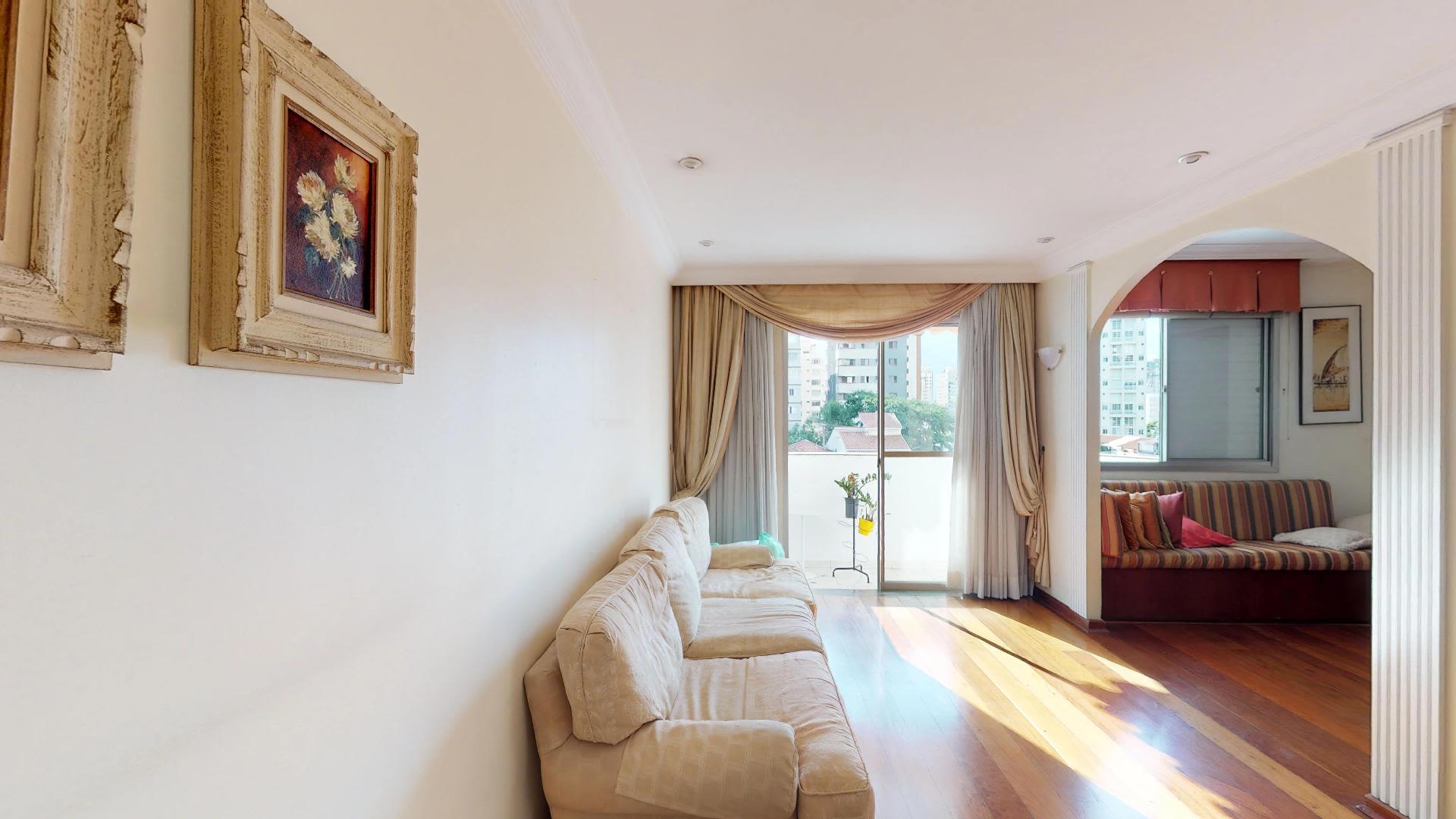 Imagem do Apartamento ID-2155 na Rua Caraíbas, Vila Pompeia, São Paulo - SP