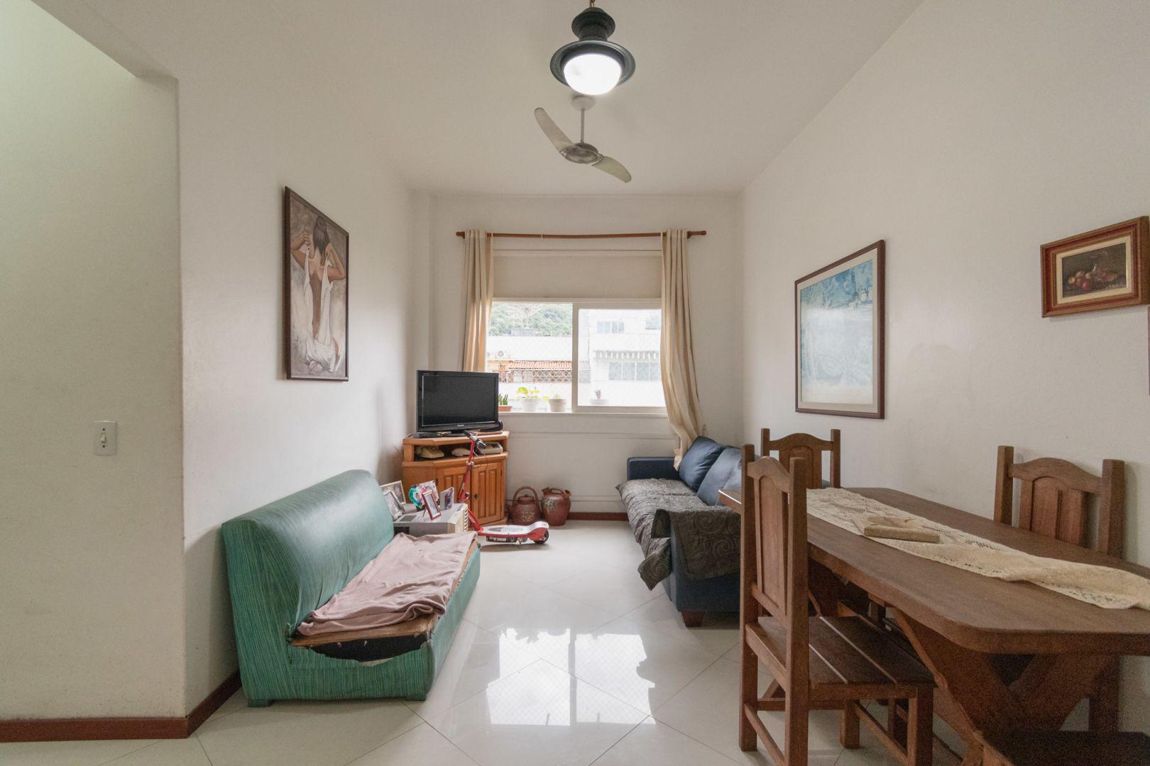 Imagem do Apartamento ID-2875 na Rua Macedo Sobrinho, Humaitá, Rio de Janeiro - RJ
