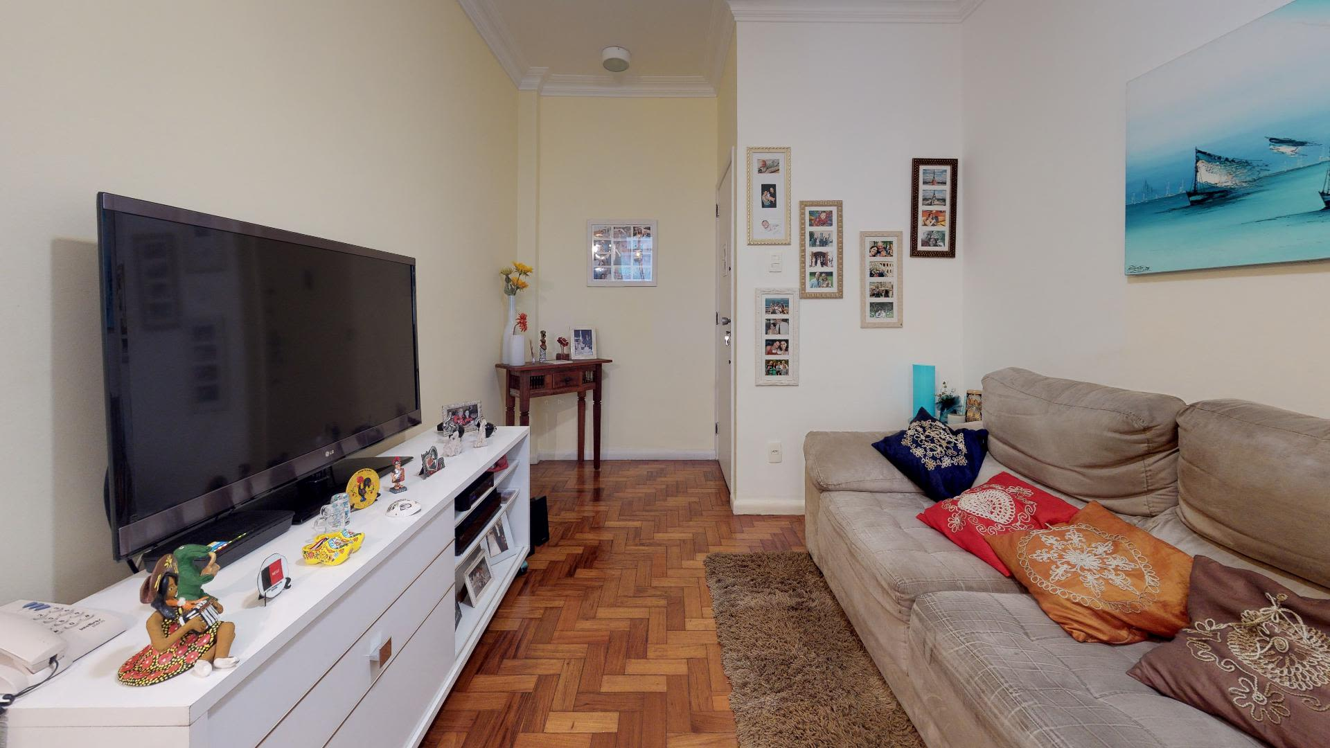Imagem do Apartamento ID-1763 na Travessa Angrense, Copacabana, Rio de Janeiro - RJ