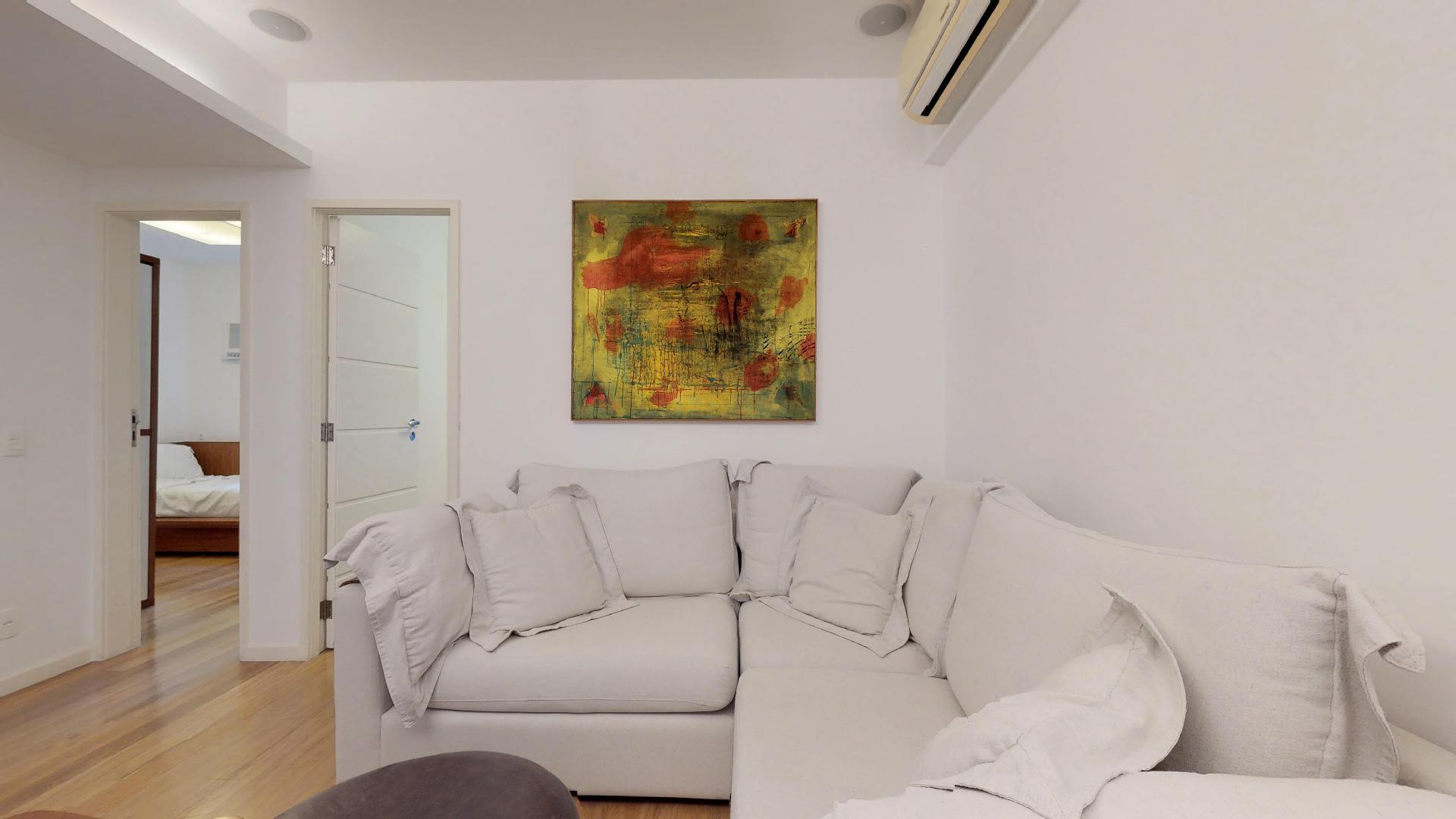 Imagem do Apartamento ID-2195 na Rua Timóteo da Costa, Leblon, Rio de Janeiro - RJ