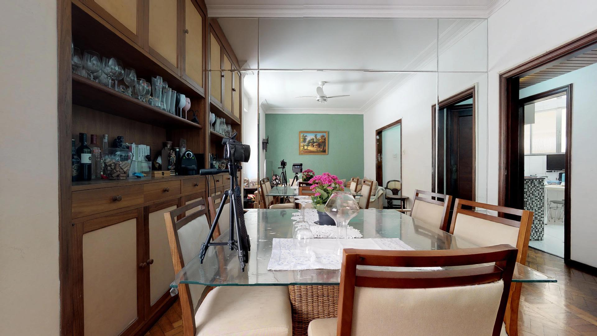 Imagem do Apartamento ID-1494 na Rua Humaitá, Humaitá, Rio de Janeiro - RJ