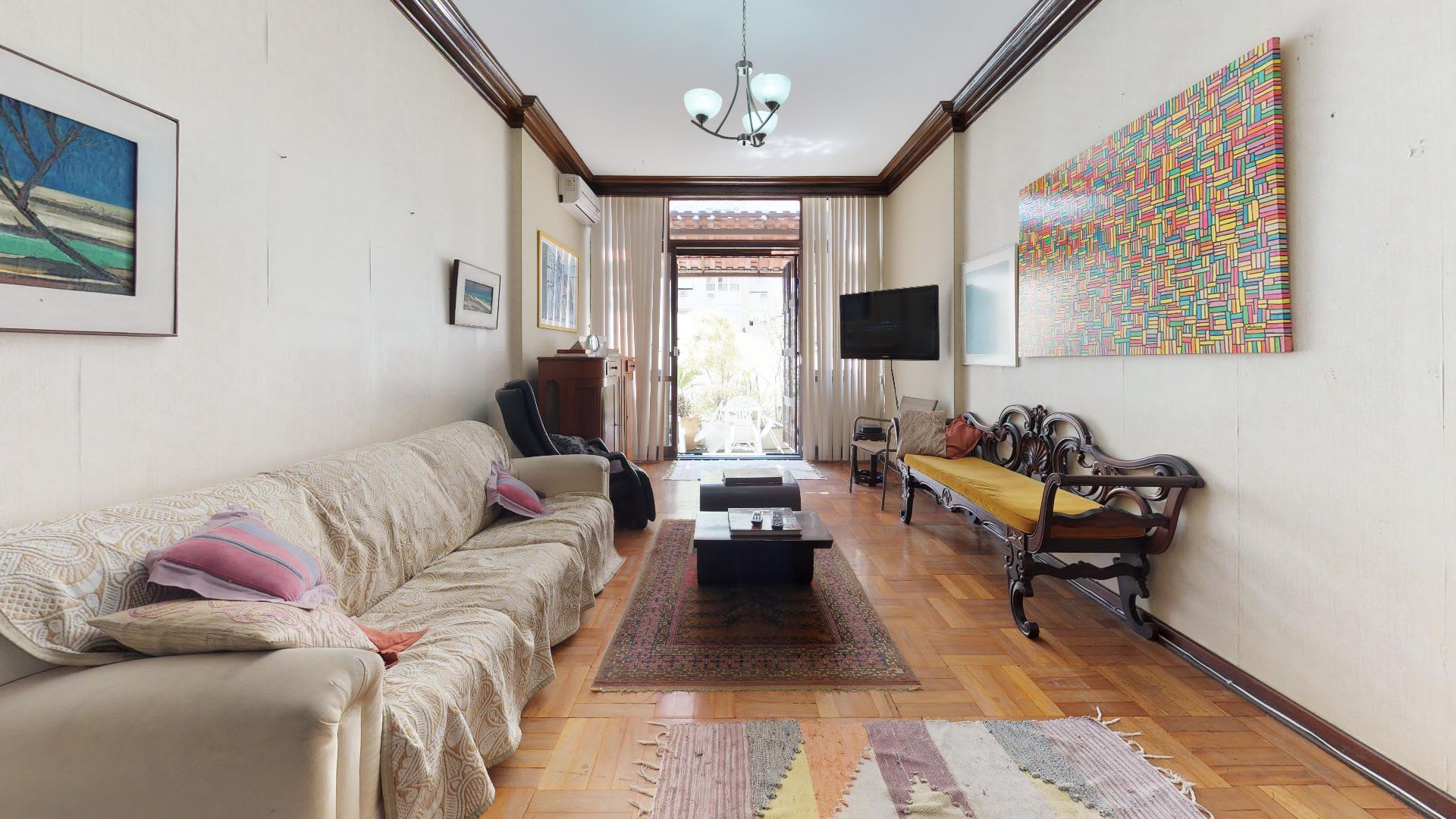 Imagem do Apartamento ID-761 na Rua Miguel Lemos, Copacabana, Rio de Janeiro - RJ