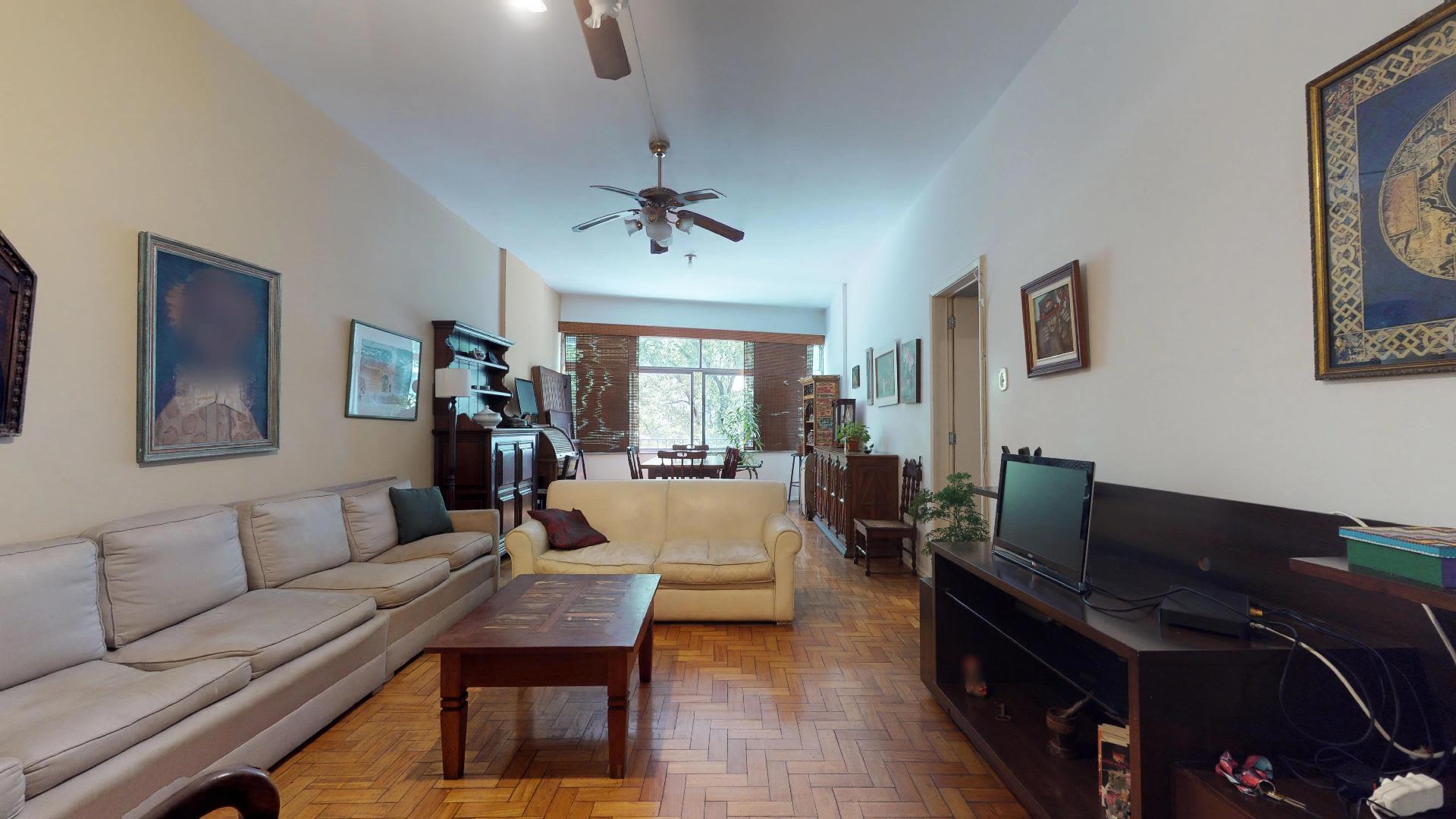 Imagem do Apartamento ID-1174 na Rua Bolívar, Copacabana, Rio de Janeiro - RJ