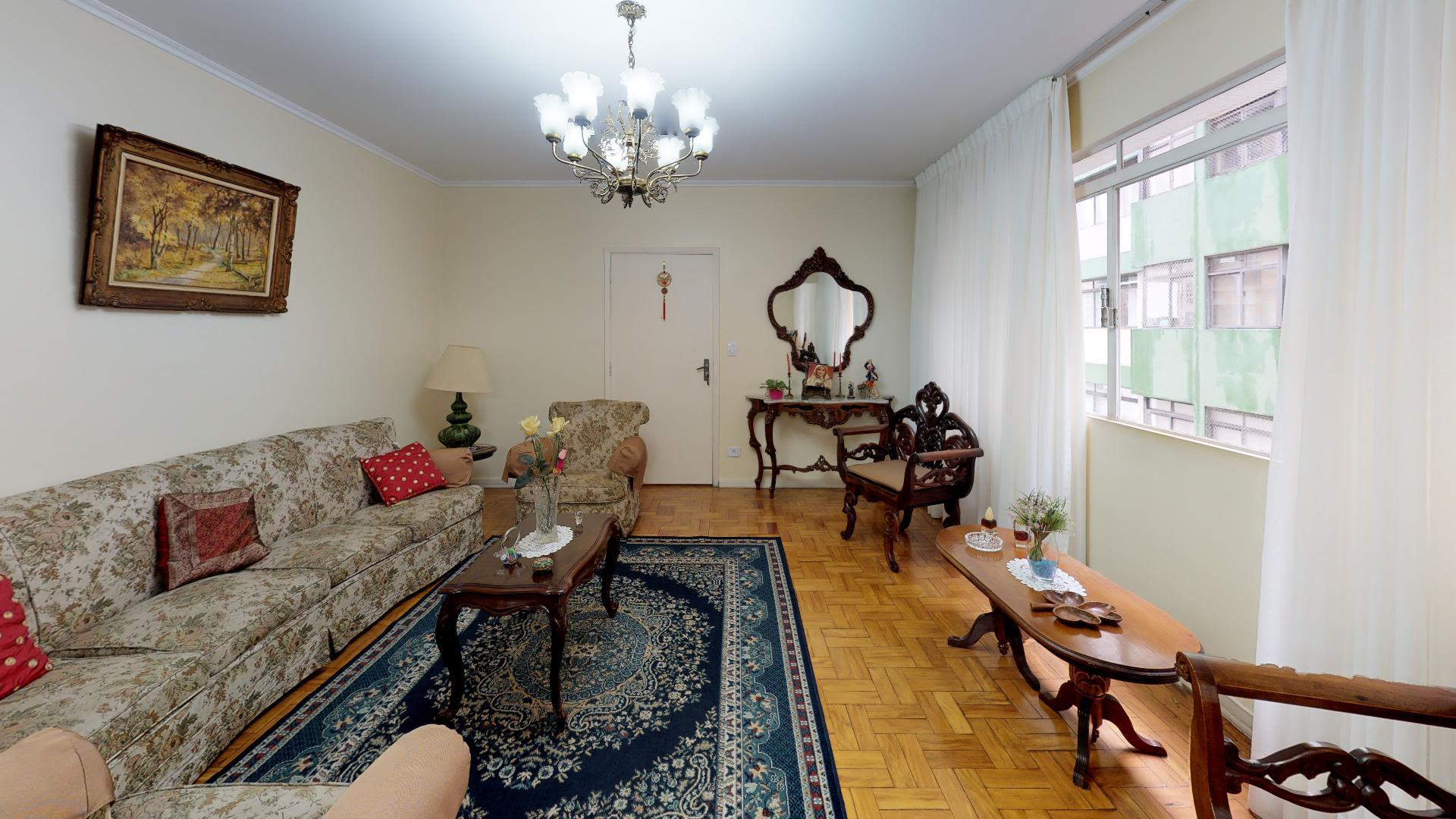 Imagem do Apartamento ID-2077 na Rua Itapicuru, Perdizes, São Paulo - SP