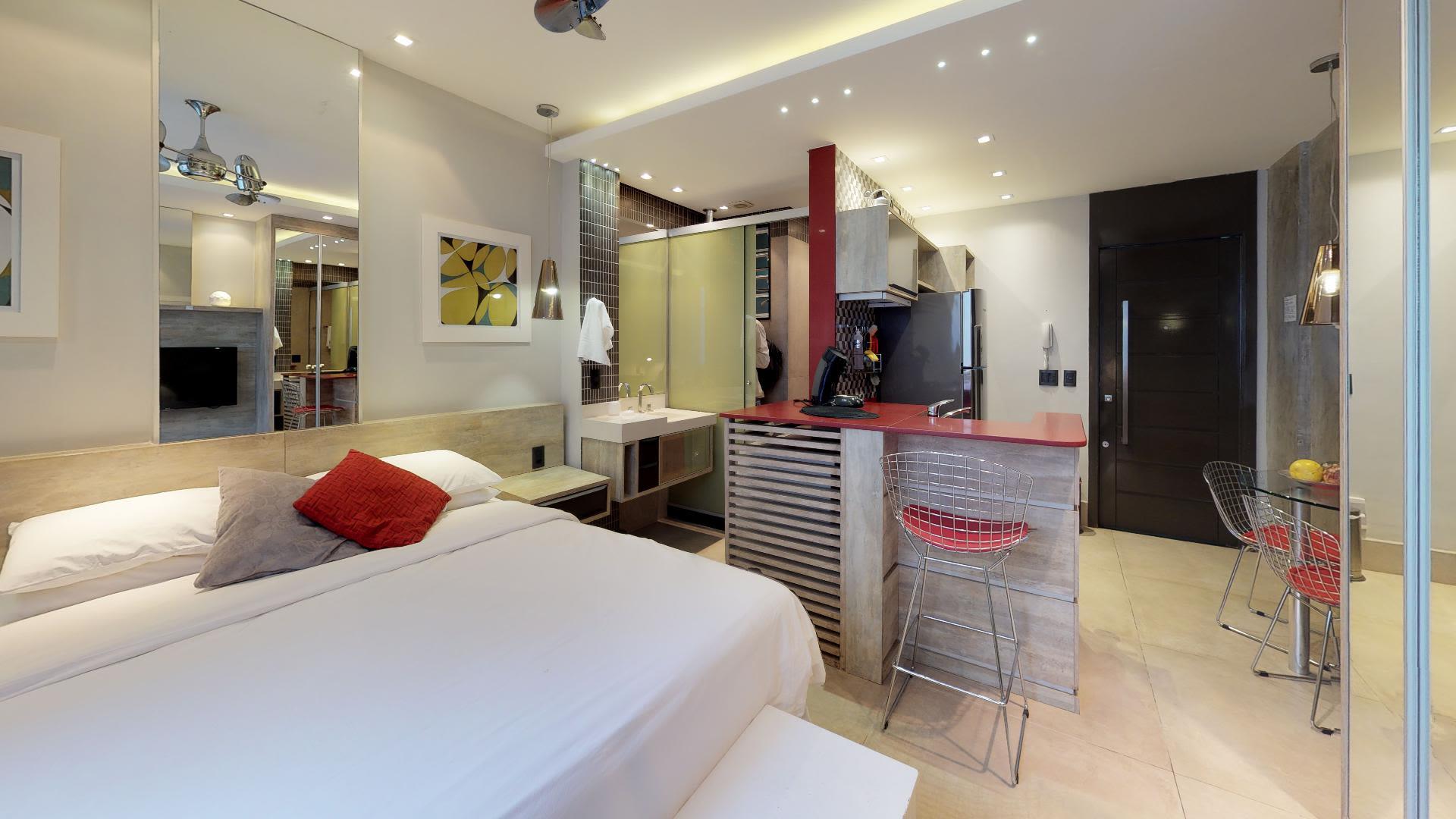 Imagem do Apartamento ID-537 na Rua Prudente de Morais, Ipanema, Rio de Janeiro - RJ