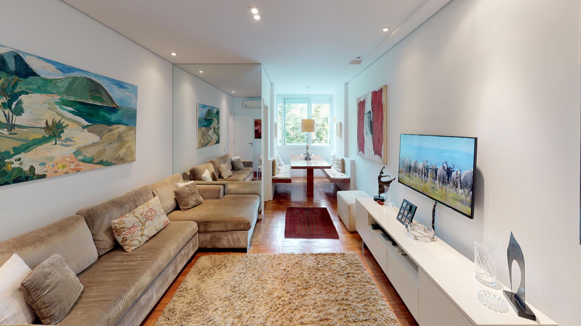 Imagem do Apartamento ID-2699 na Rua Dias Ferreira, Leblon, Rio de Janeiro - RJ
