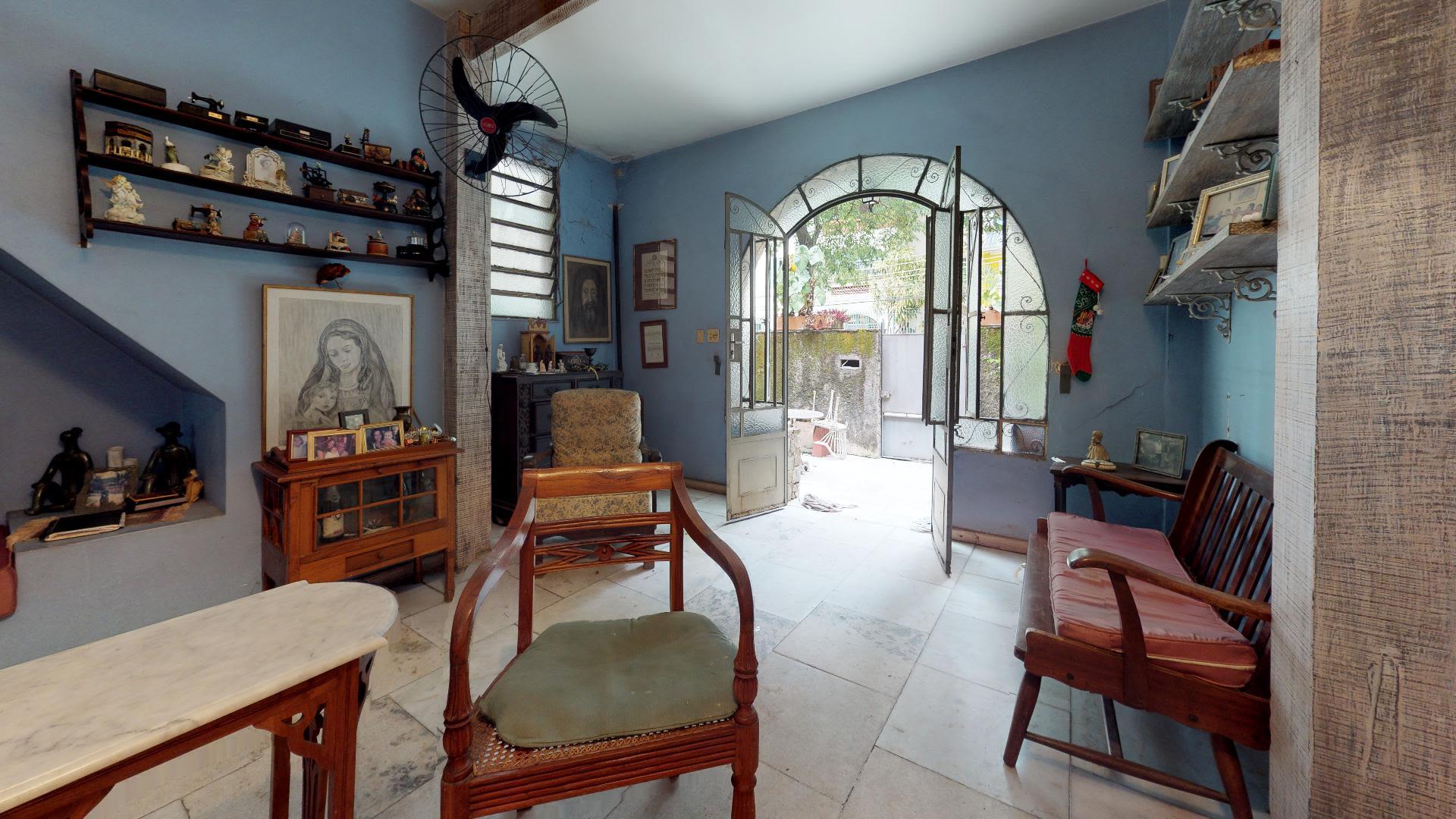 Imagem da Casa ID-678 na Rua J. J. Seabra, Lagoa, Rio de Janeiro - RJ