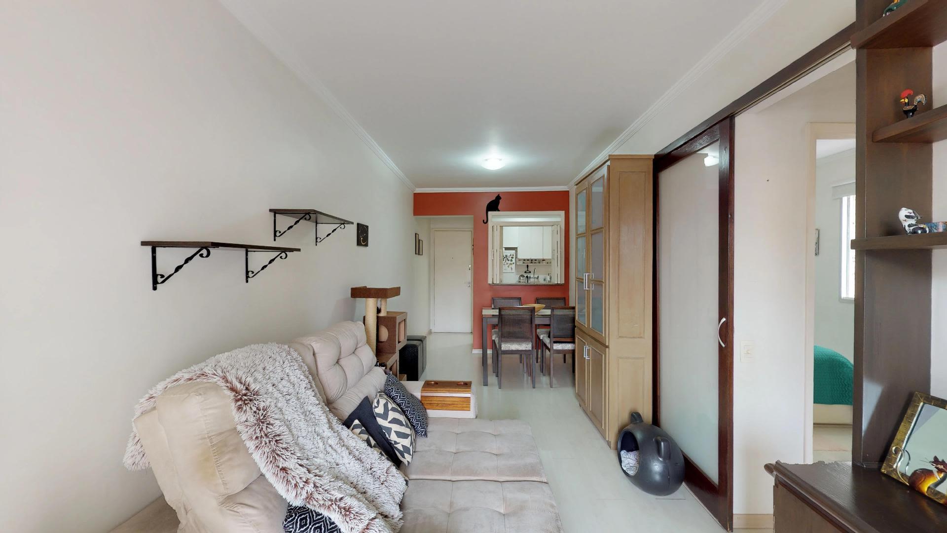 Imagem do Apartamento ID-2116 na Rua Raul Pompéia, Pompeia, São Paulo - SP