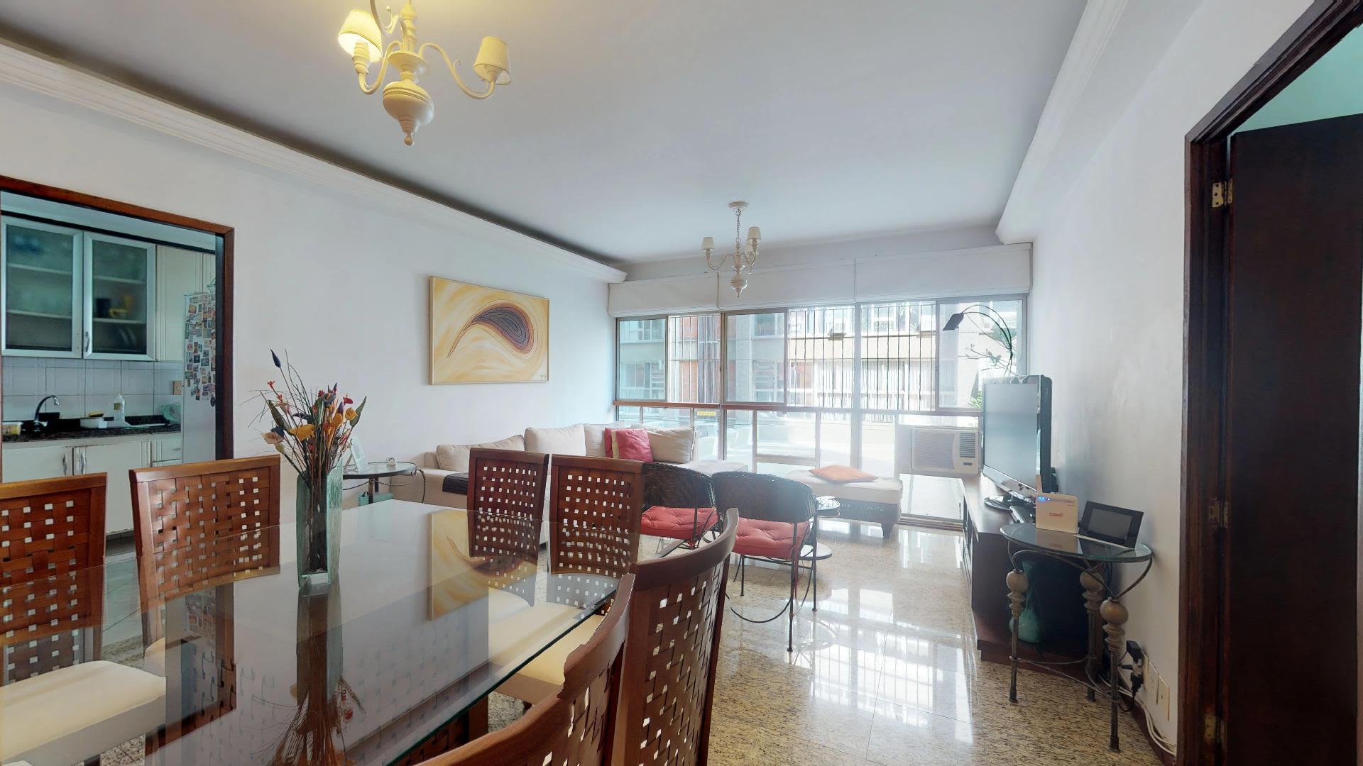 Imagem do Apartamento ID-2769 na Rua Ministro Ramos Monteiro, Leblon, Rio de Janeiro - RJ