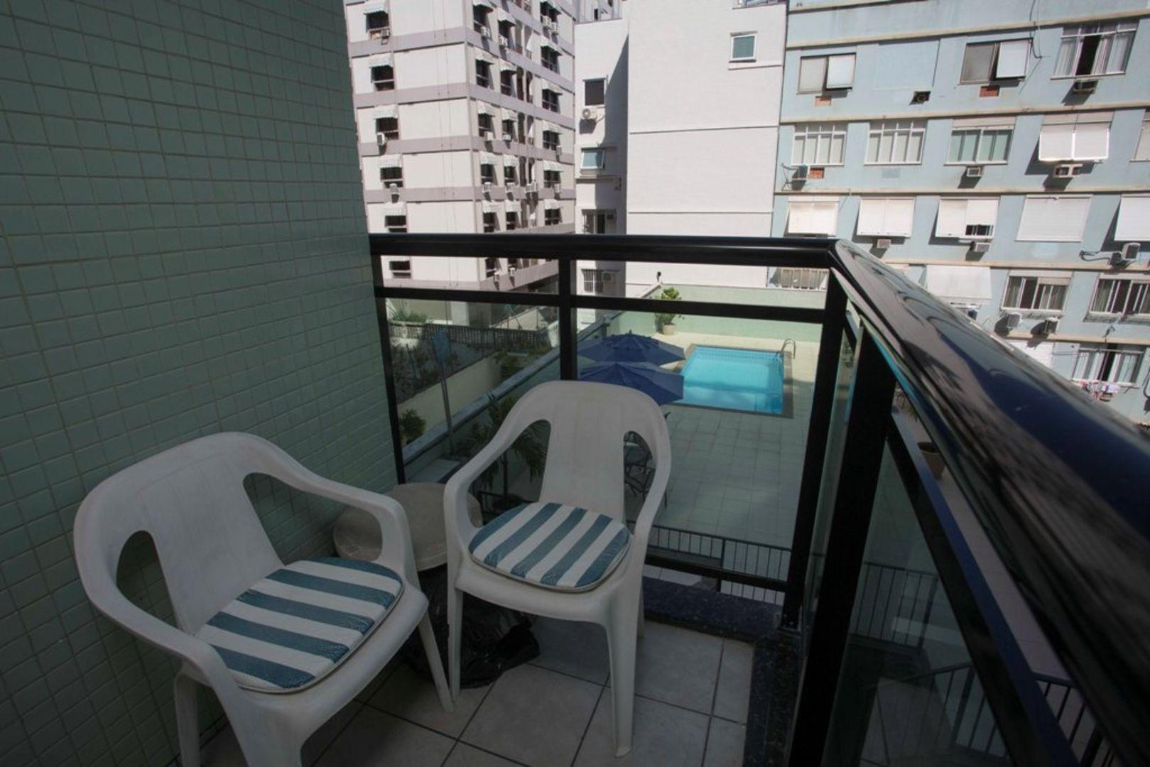 Imagem do Apartamento ID-973 na Rua Prudente de Morais, Ipanema, Rio de Janeiro - RJ