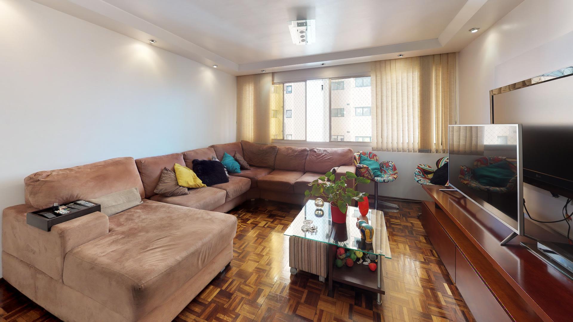 Imagem do Apartamento ID-1867 na Avenida Professor Alfonso Bovero, Pompeia, São Paulo - SP