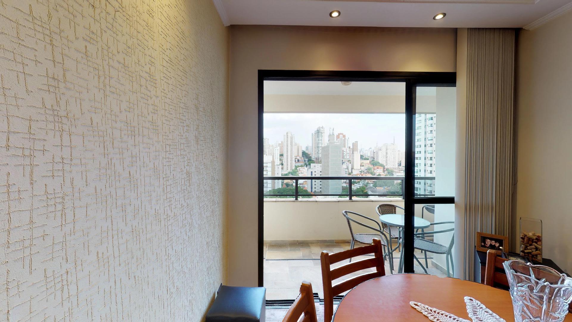 Imagem do Apartamento ID-1331 na Rua Iperoig, Perdizes, São Paulo - SP