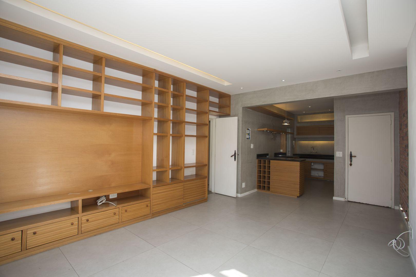 Imagem do Apartamento ID-1397 na Rua Soares Cabral, Laranjeiras, Rio de Janeiro - RJ