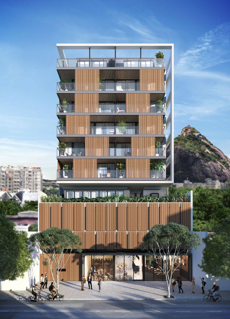 Imagem do Apartamento ID-6369 na Rua da Passagem, Botafogo, Rio de Janeiro - RJ