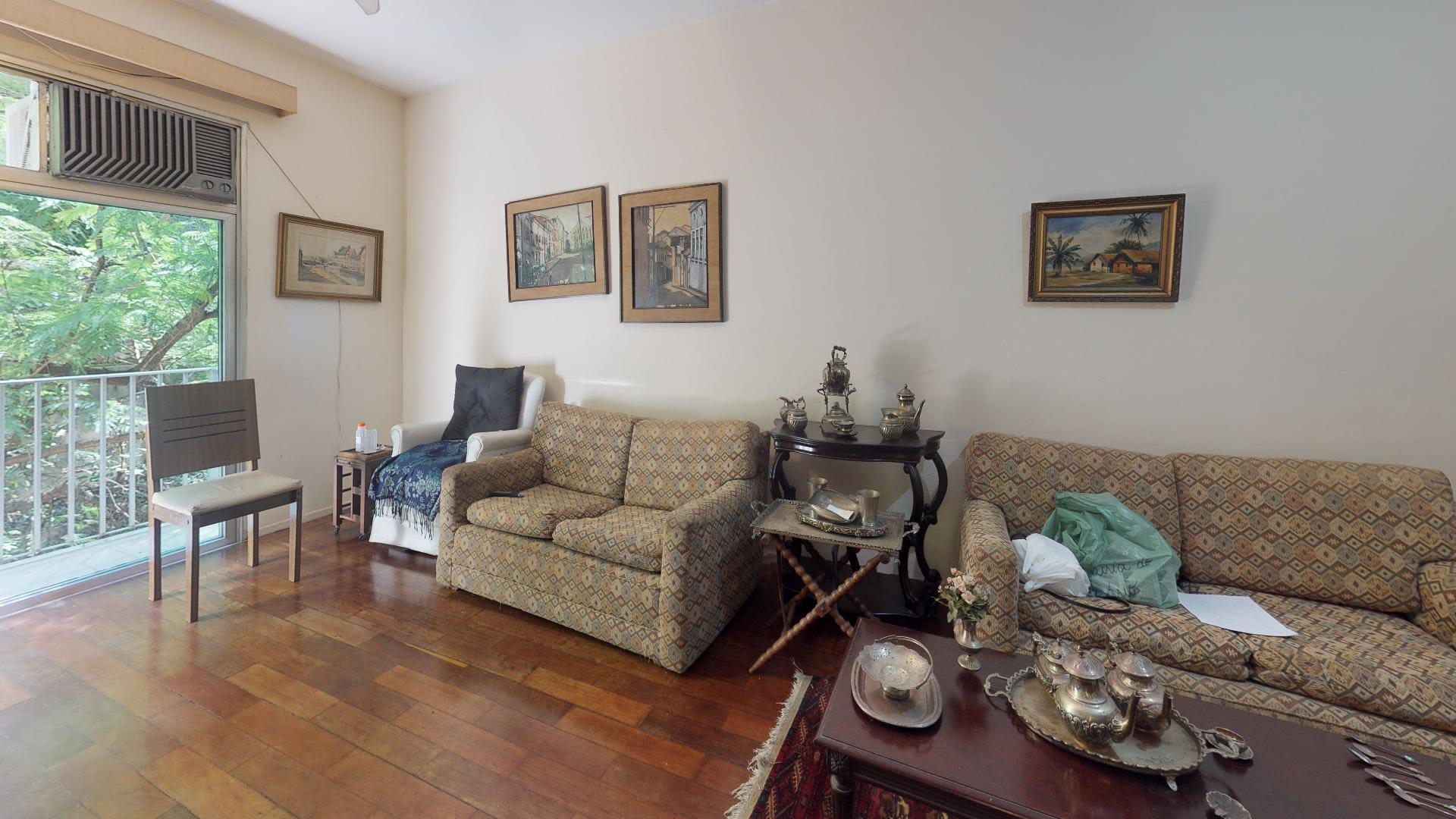 Imagem do Apartamento ID-2647 na Avenida Epitácio Pessoa, Lagoa, Rio de Janeiro - RJ