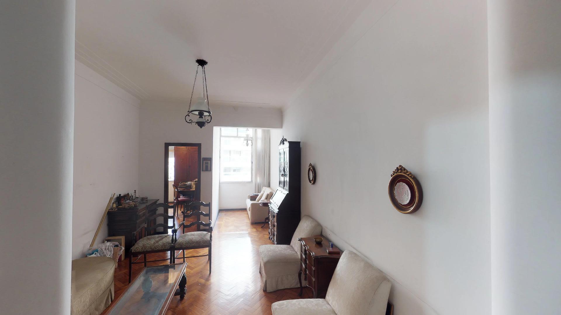 Imagem do Apartamento ID-262 na Rua Senador Vergueiro, Flamengo, Rio de Janeiro - RJ