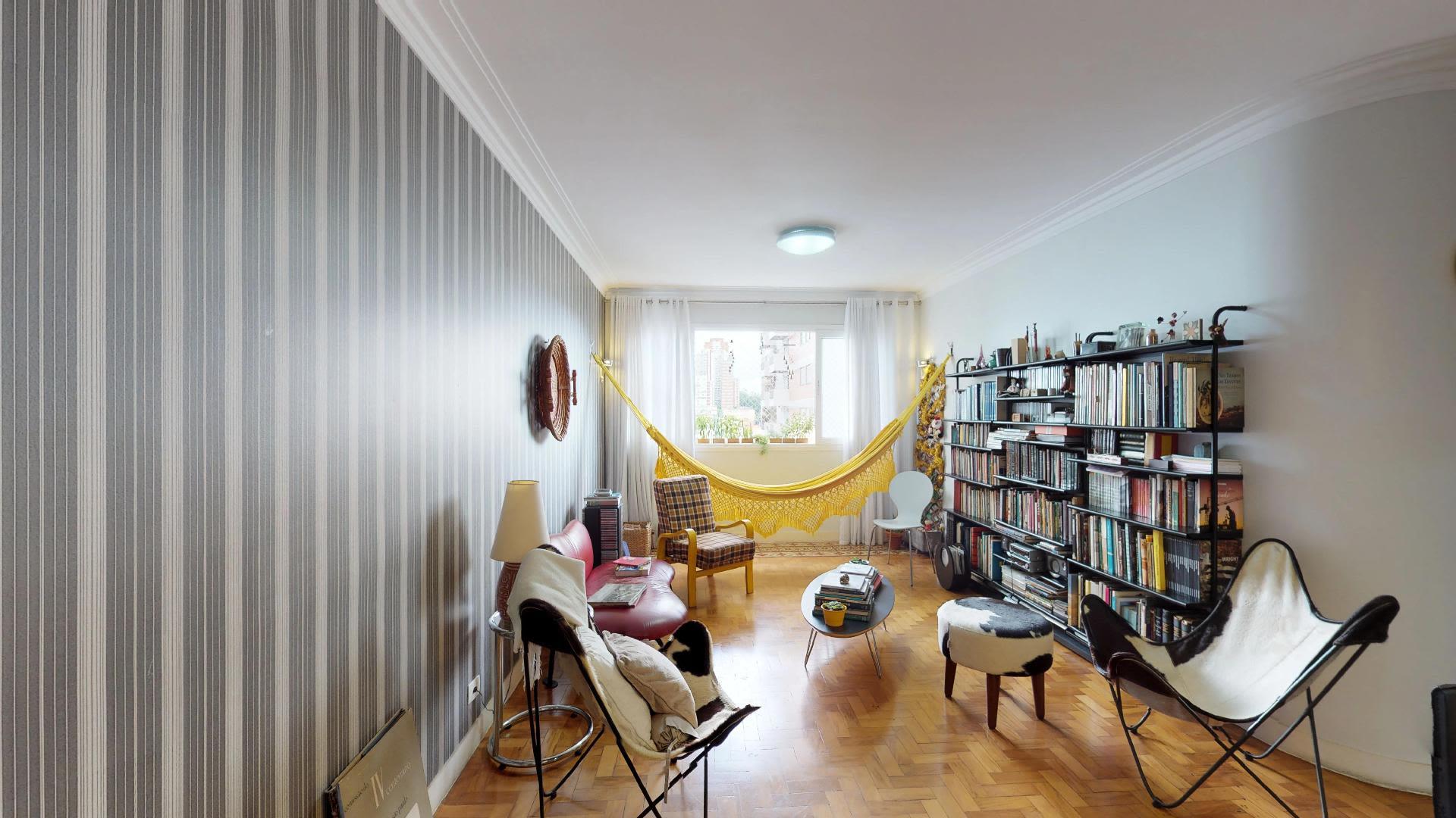 Imagem do Apartamento ID-1552 na Rua Iperoig, Perdizes, São Paulo - SP
