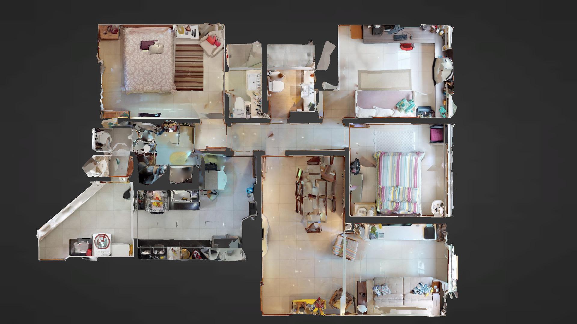 Imagem do Apartamento ID-3021 na Largo dos Leões, Humaitá, Rio de Janeiro - RJ