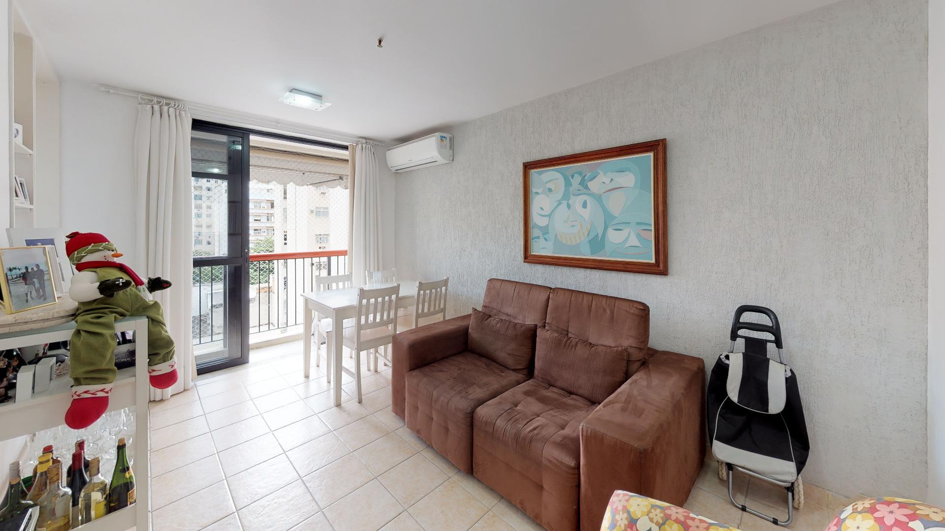 Imagem do Apartamento ID-1300 na Rua Conde de Baependi, Flamengo, Rio de Janeiro - RJ