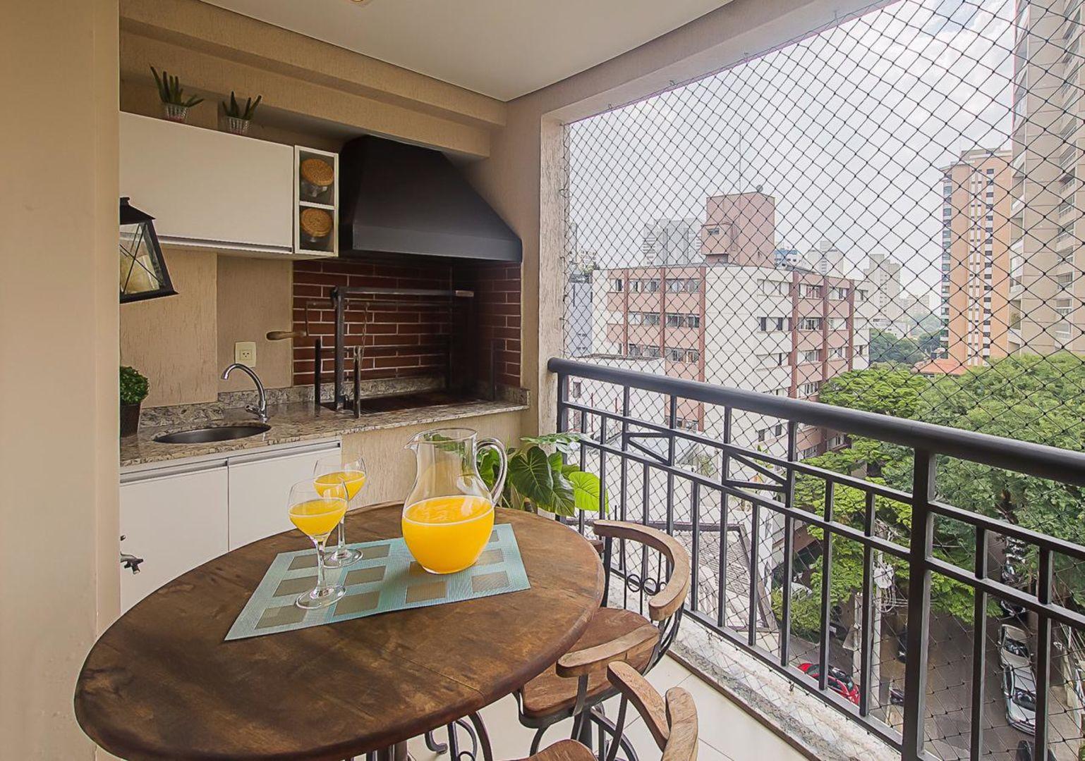 Imagem do Apartamento ID-1879 na Rua Piracuama, Vila Pompeia, São Paulo - SP