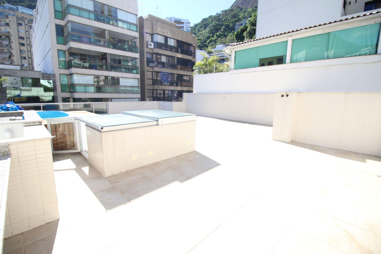 Imagem do Cobertura ID-199 na Rua Fonte da Saudade, Lagoa, Rio de Janeiro - RJ