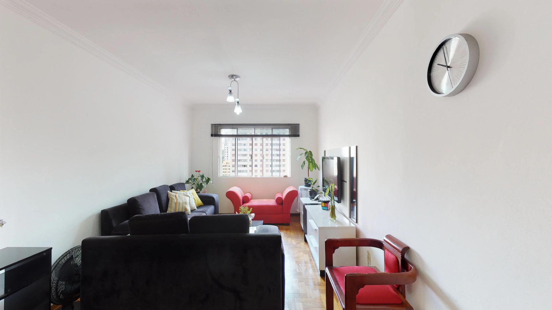 Imagem do Apartamento ID-1617 na Avenida Francisco Matarazzo, Perdizes, São Paulo - SP