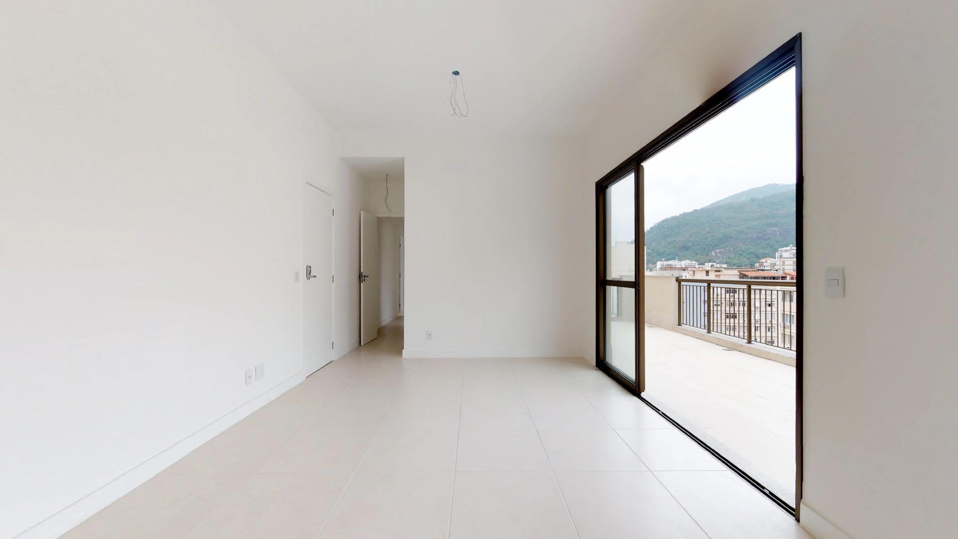 Imagem do Apartamento ID-1023 na Rua São Clemente, Botafogo, Rio de Janeiro - RJ