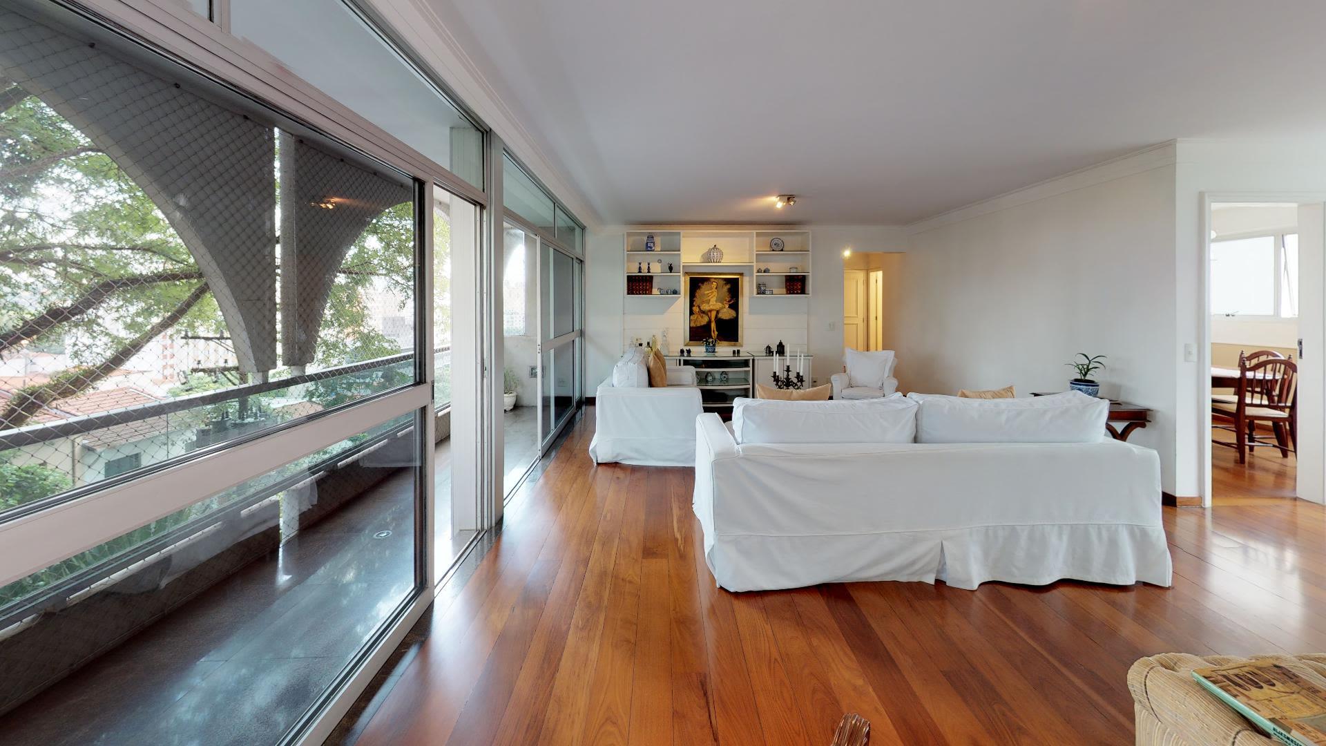Imagem do Apartamento ID-3117 na Rua Vanderlei, Perdizes, São Paulo - SP