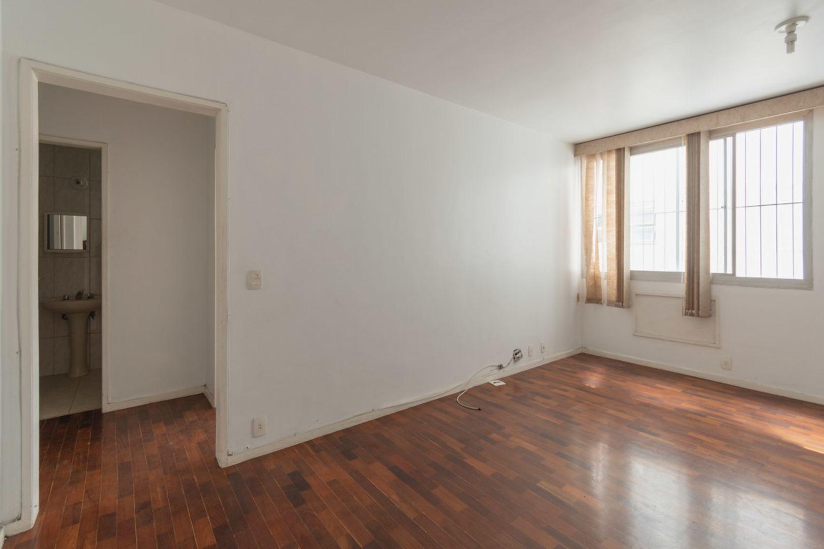 Imagem do Apartamento ID-2252 na Rua Cosme Velho, Cosme Velho, Rio de Janeiro - RJ