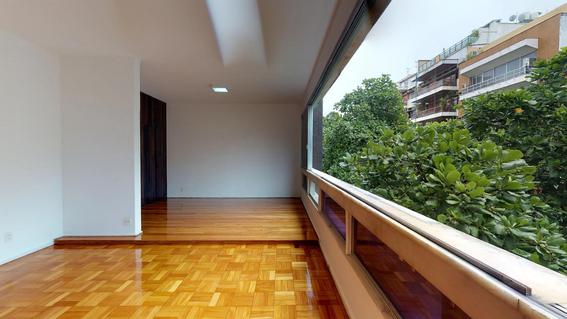 Imagem do Apartamento ID-1184 na Rua Redentor, Ipanema, Rio de Janeiro - RJ