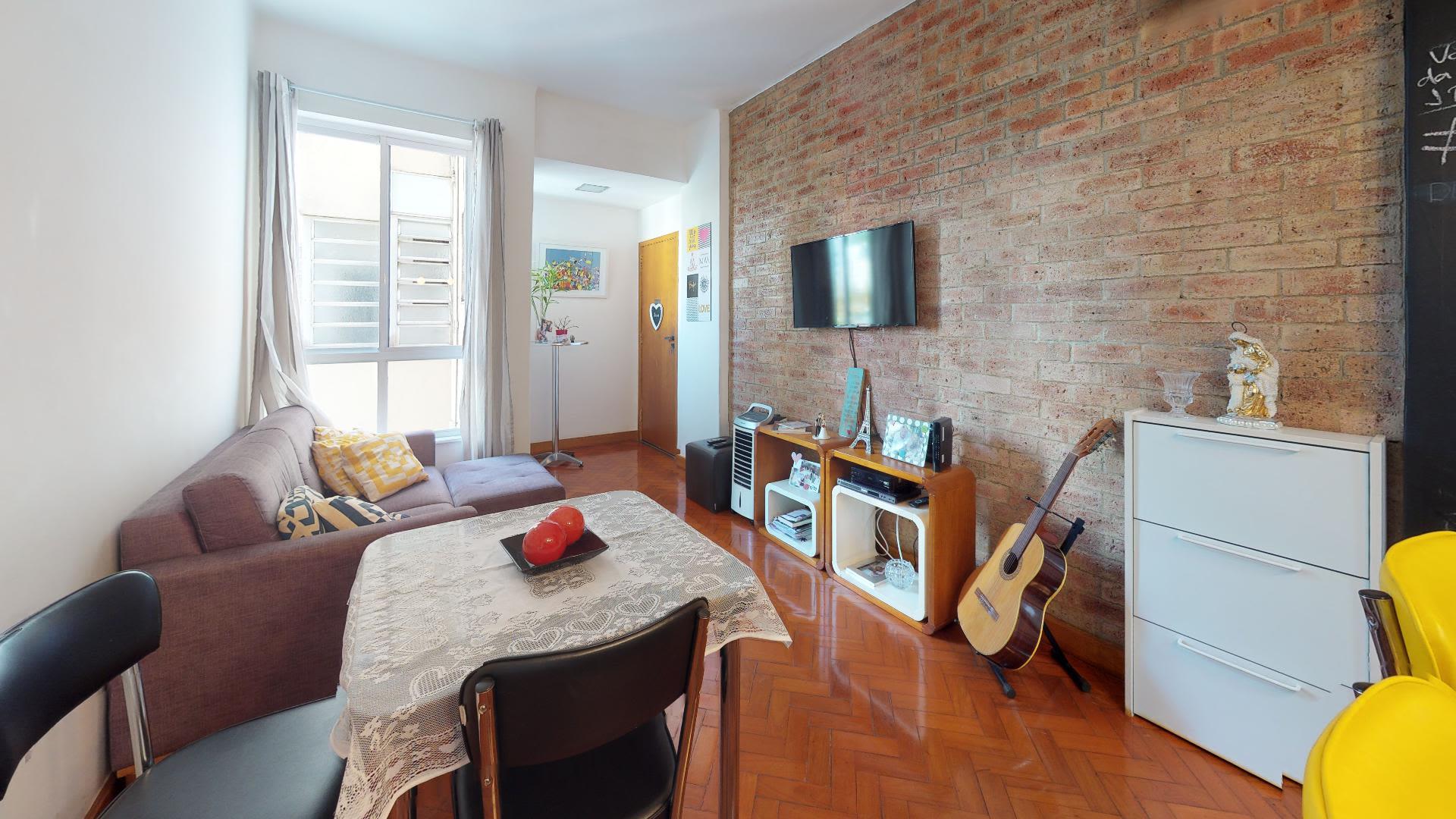 Imagem do Apartamento ID-1677 na Rua das Laranjeiras, Laranjeiras, Rio de Janeiro - RJ