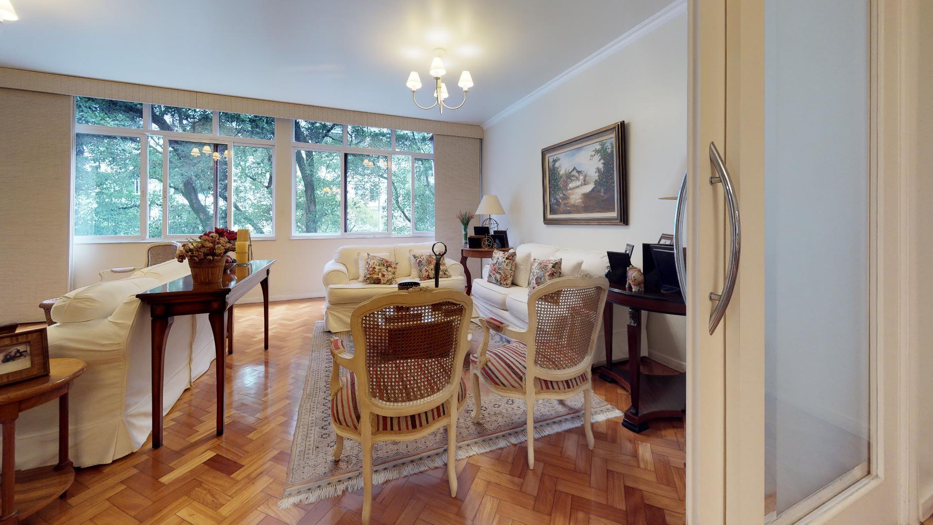 Imagem do Apartamento ID-826 na Avenida Oswaldo Cruz, Flamengo, Rio de Janeiro - RJ
