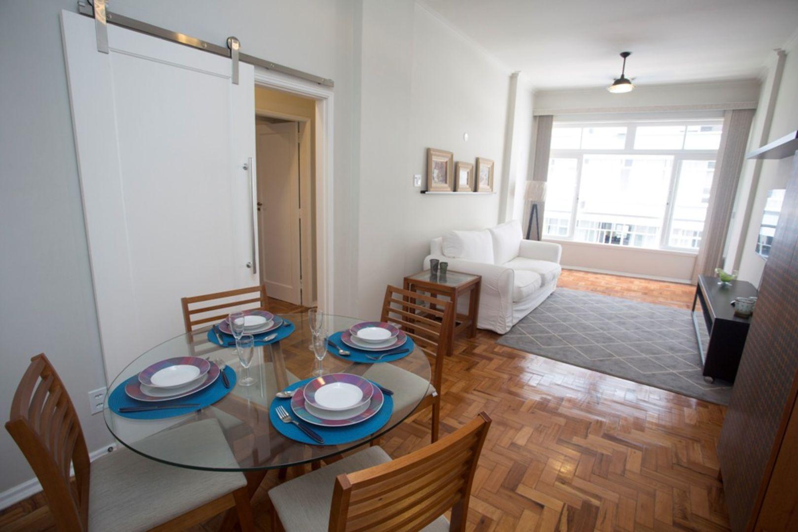 Imagem do Apartamento ID-1624 na Rua Professor Gastão Bahiana, Copacabana, Rio de Janeiro - RJ