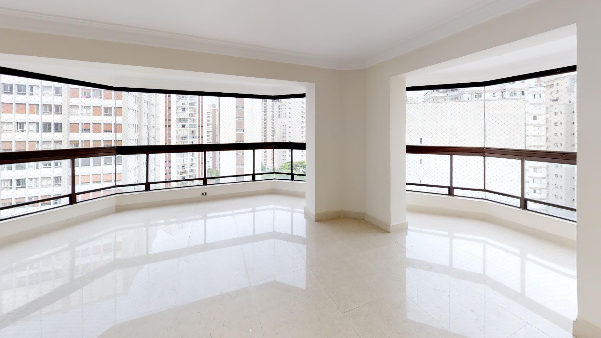 Imagem do Apartamento ID-2076 na Rua Doutor Homem de Melo, Perdizes, São Paulo - SP