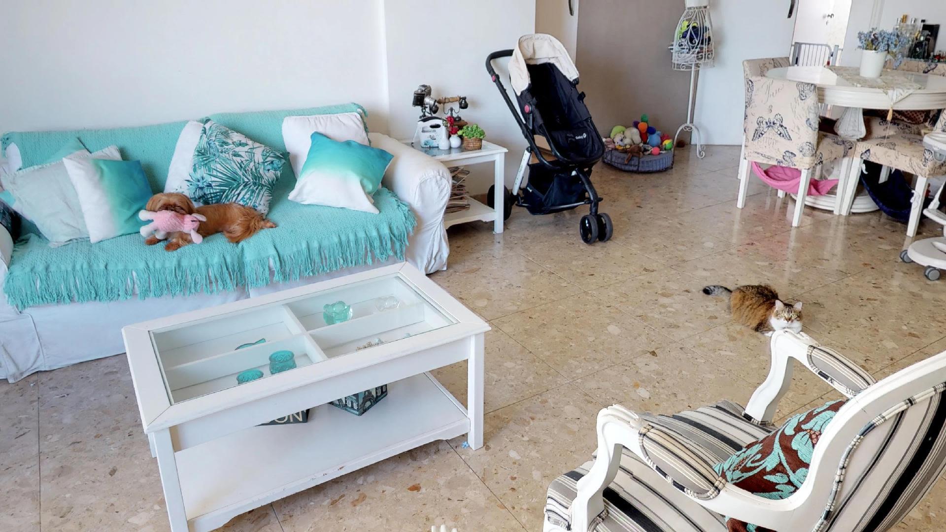 Imagem do Apartamento ID-2129 na Rua Apinajés, Sumaré, São Paulo - SP