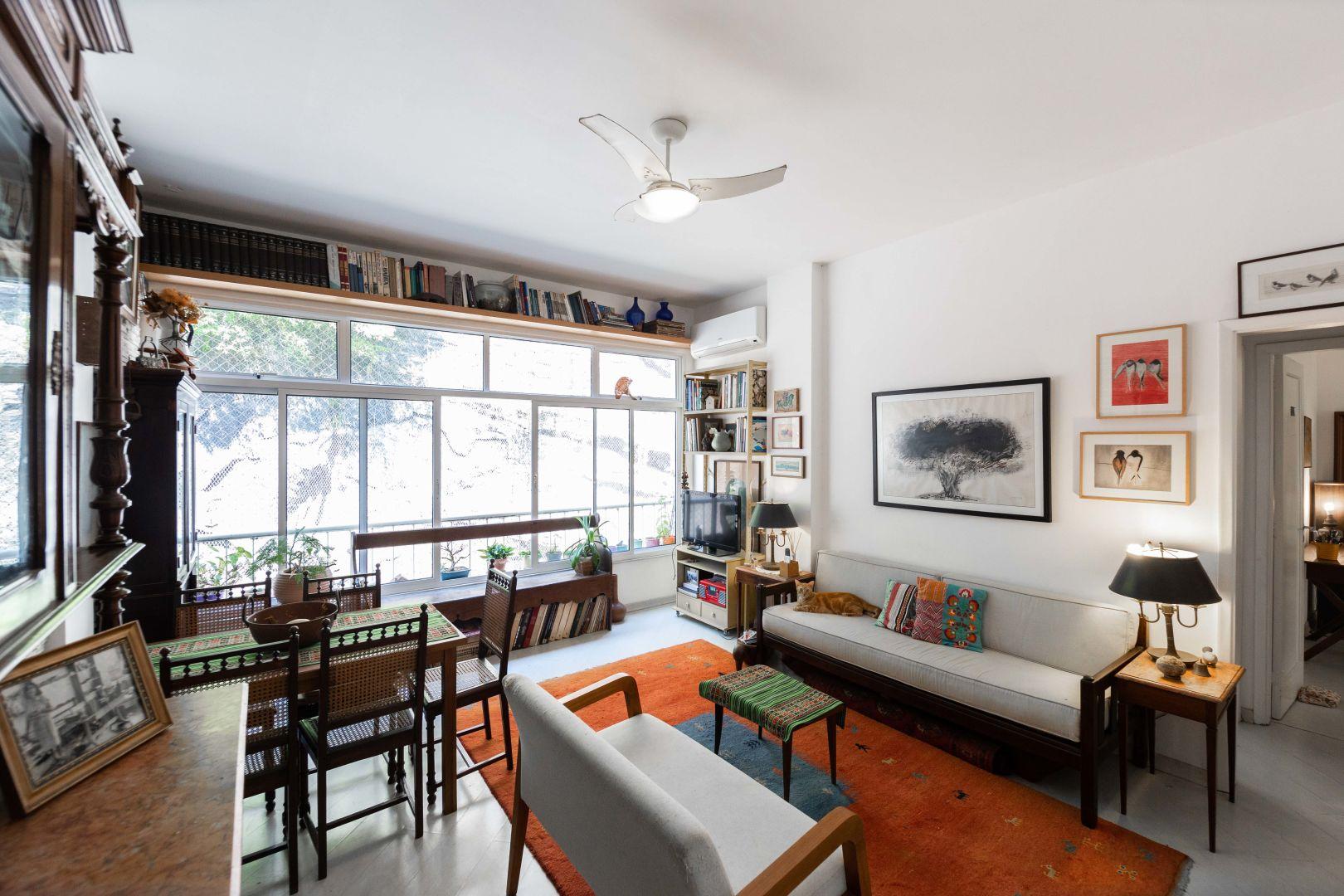 Imagem do Apartamento ID-2638 na Avenida Epitácio Pessoa, Ipanema, Rio de Janeiro - RJ