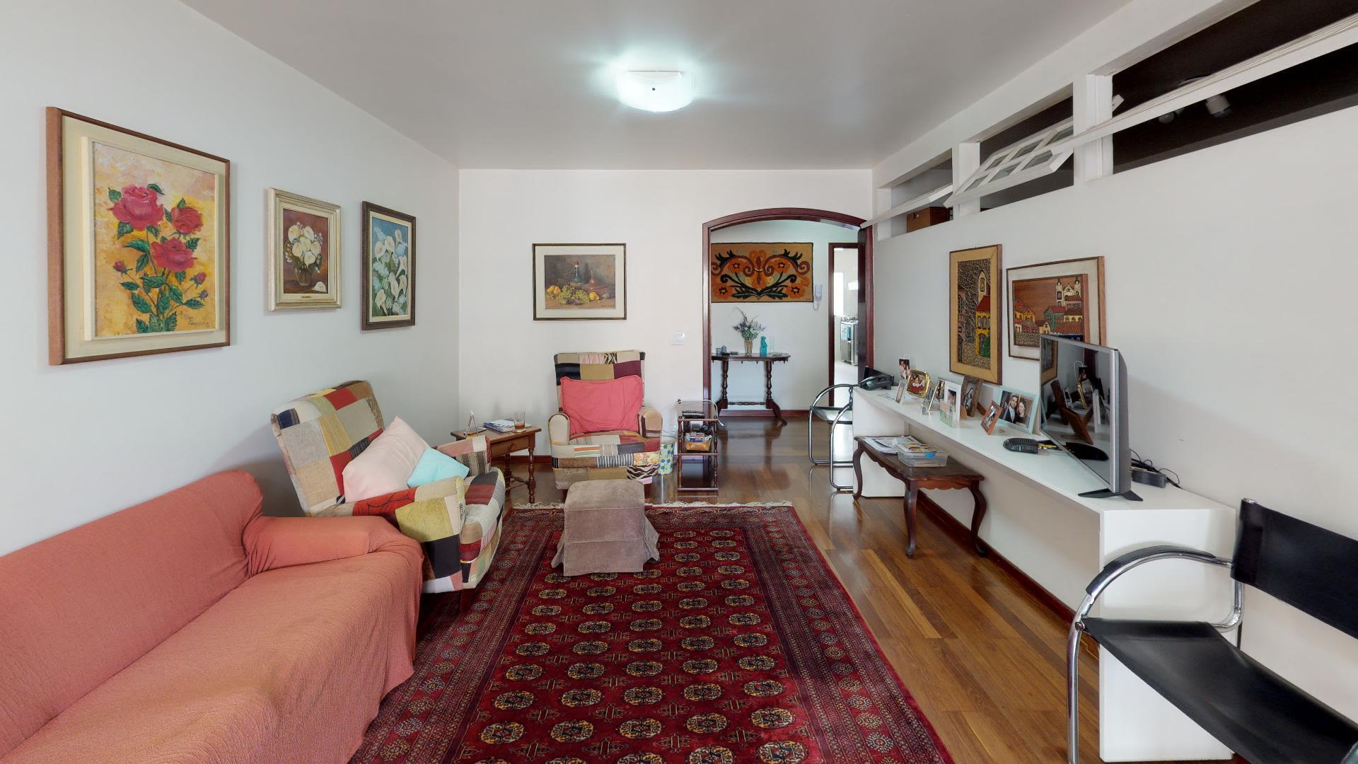 Imagem do Apartamento ID-2131 na Rua Cardoso de Almeida, Perdizes, São Paulo - SP