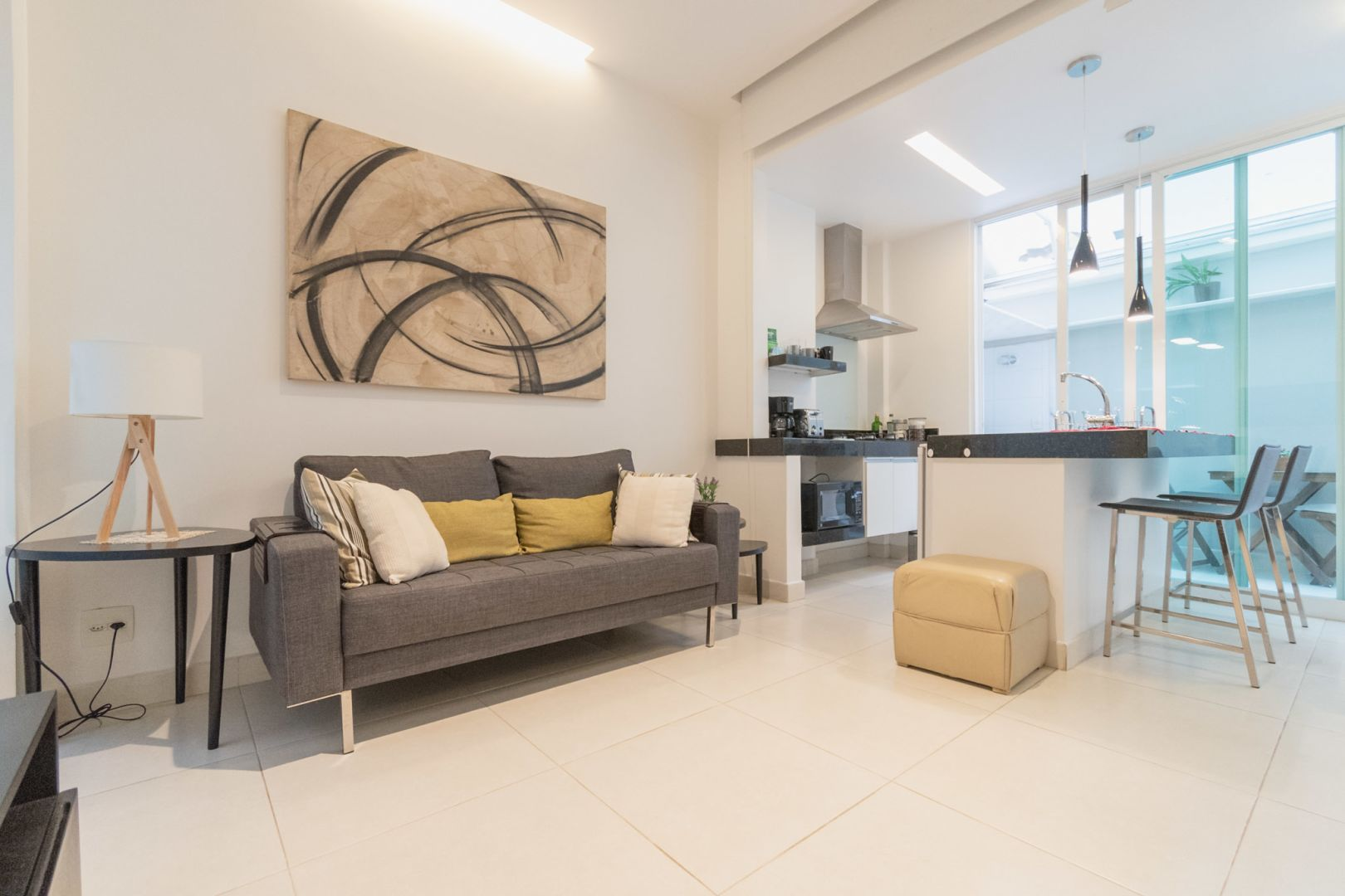 Imagem do Apartamento ID-2831 na Rua Vinícius de Moraes, Ipanema, Rio de Janeiro - RJ