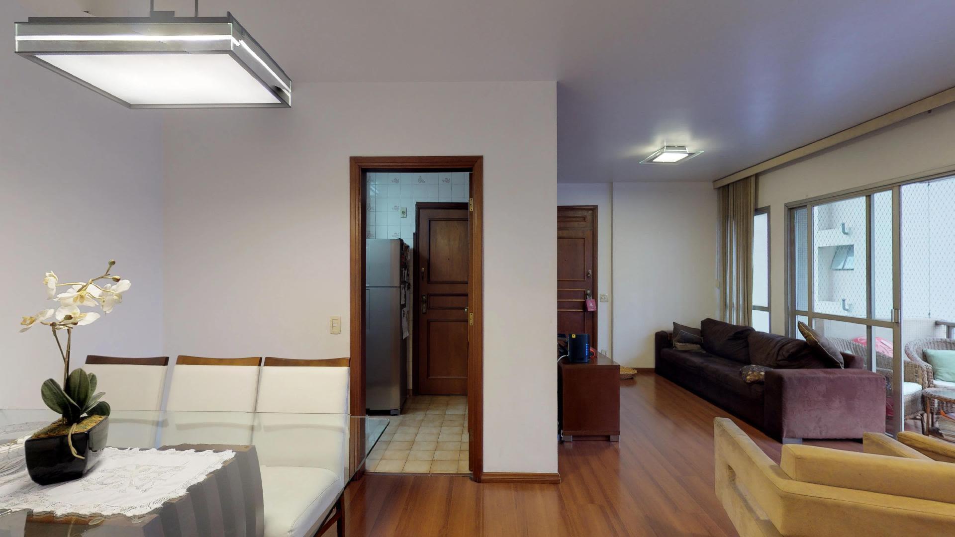 Imagem do Apartamento ID-2156 na Rua Ministro Godói, Perdizes, São Paulo - SP