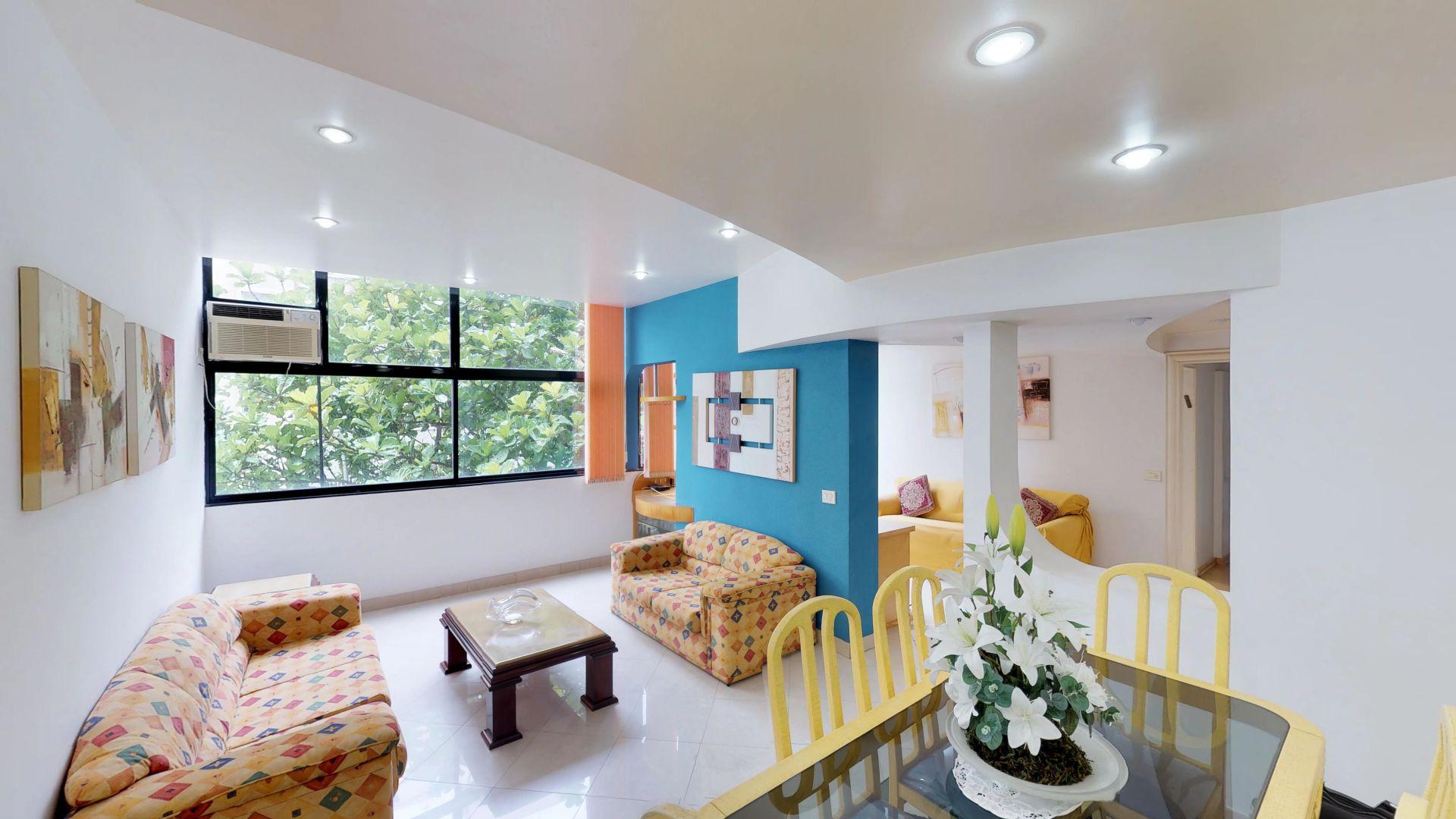 Imagem do Apartamento ID-60 na Avenida Atlântica, Copacabana, Rio de Janeiro - RJ