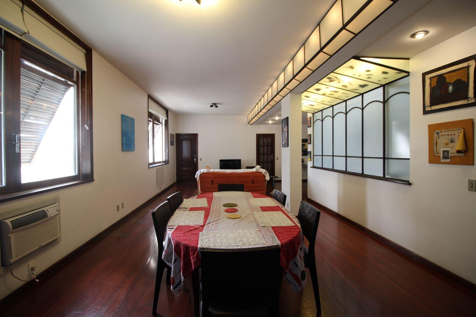 Imagem do Apartamento ID-8 na Rua Barão da Torre, Ipanema, Rio de Janeiro - RJ