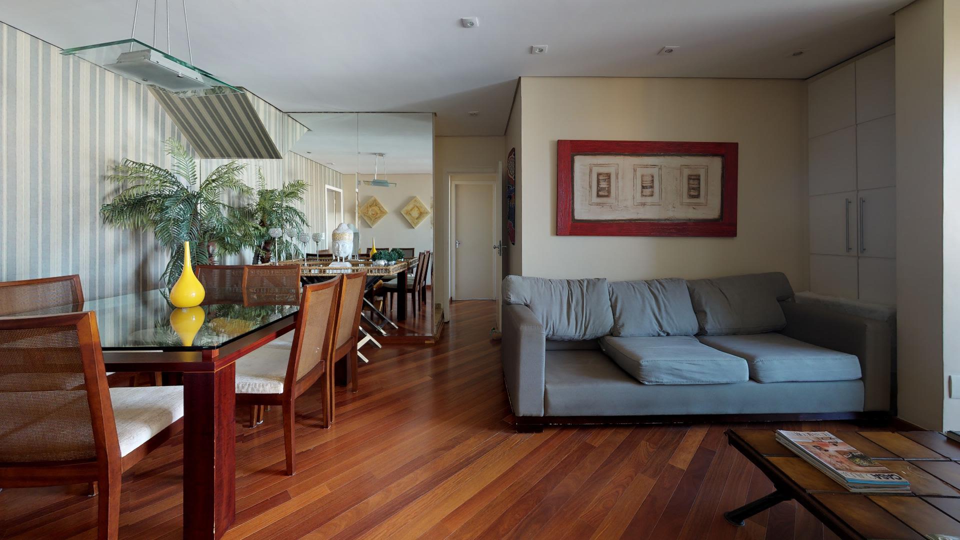 Imagem do Apartamento ID-1232 na Rua Aimberê, Perdizes, São Paulo - SP