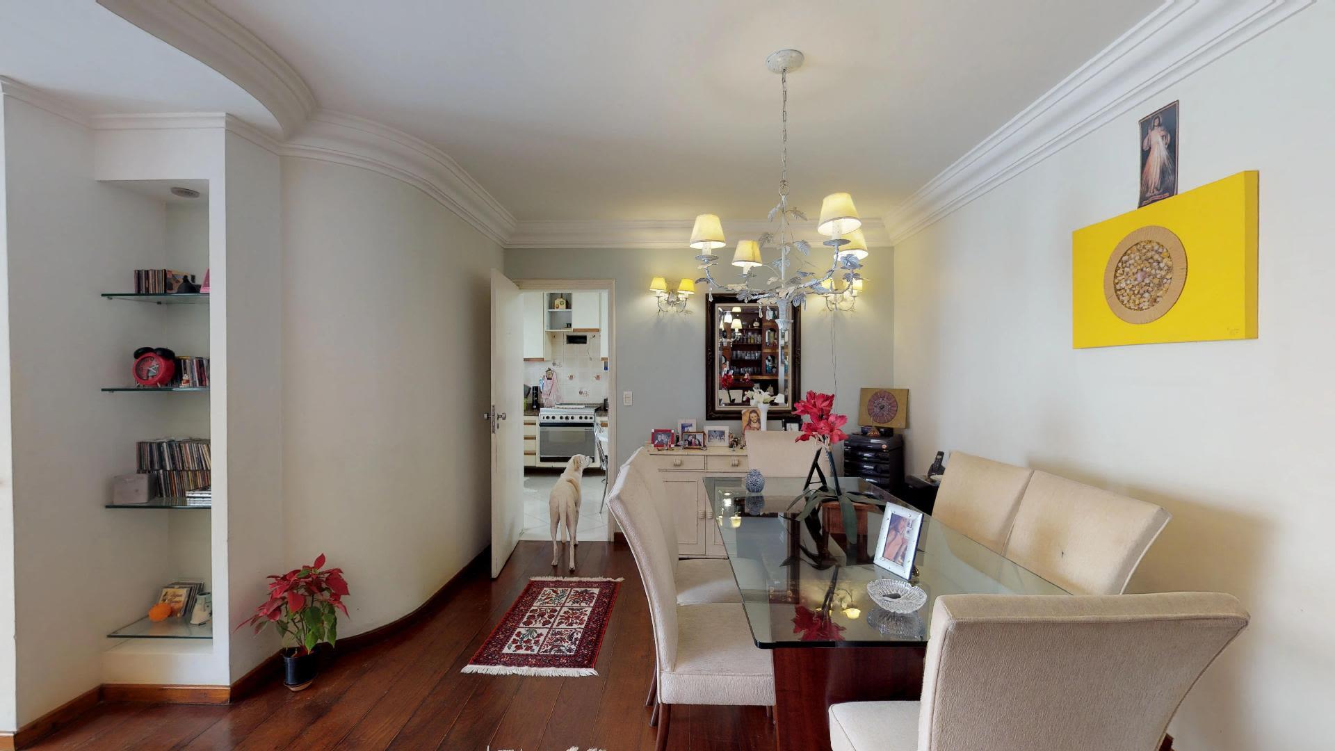 Imagem do Apartamento ID-1807 na Rua Apiacás, Vila Pompeia, São Paulo - SP