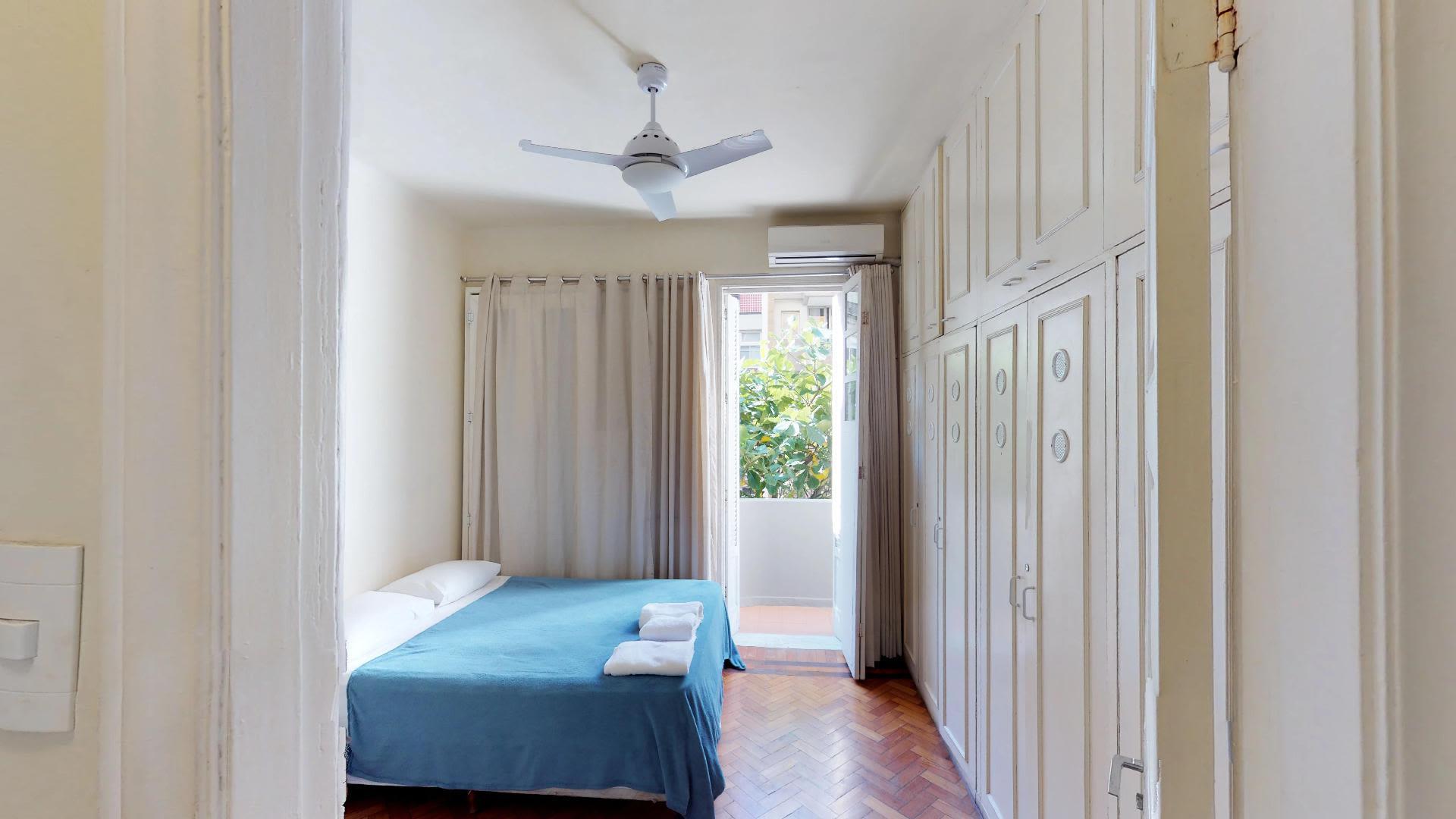 Imagem do Apartamento ID-444 na Rua Maria Quitéria, Ipanema, Rio de Janeiro - RJ