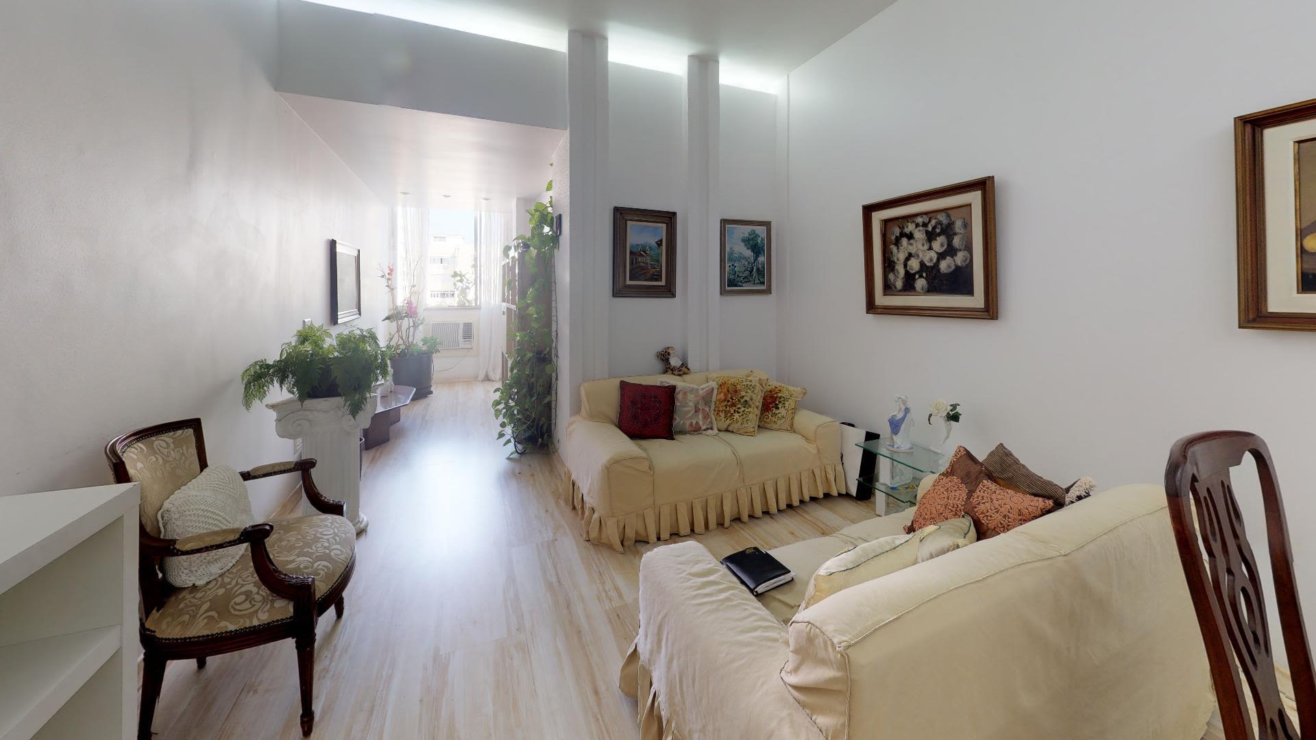 Imagem do Apartamento ID-2735 na Rua Gomes Carneiro, Ipanema, Rio de Janeiro - RJ