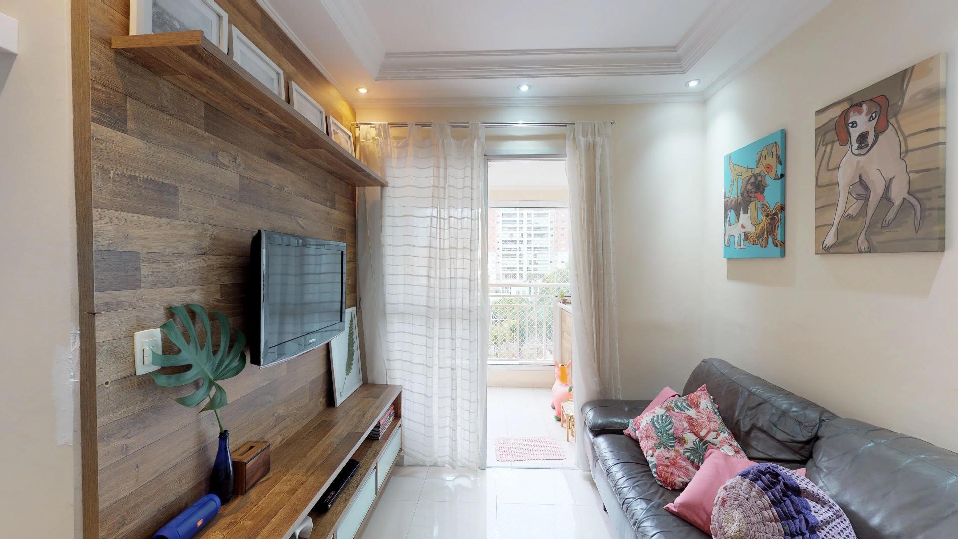 Imagem do Apartamento ID-1825 na Rua Campevas, Perdizes, São Paulo - SP